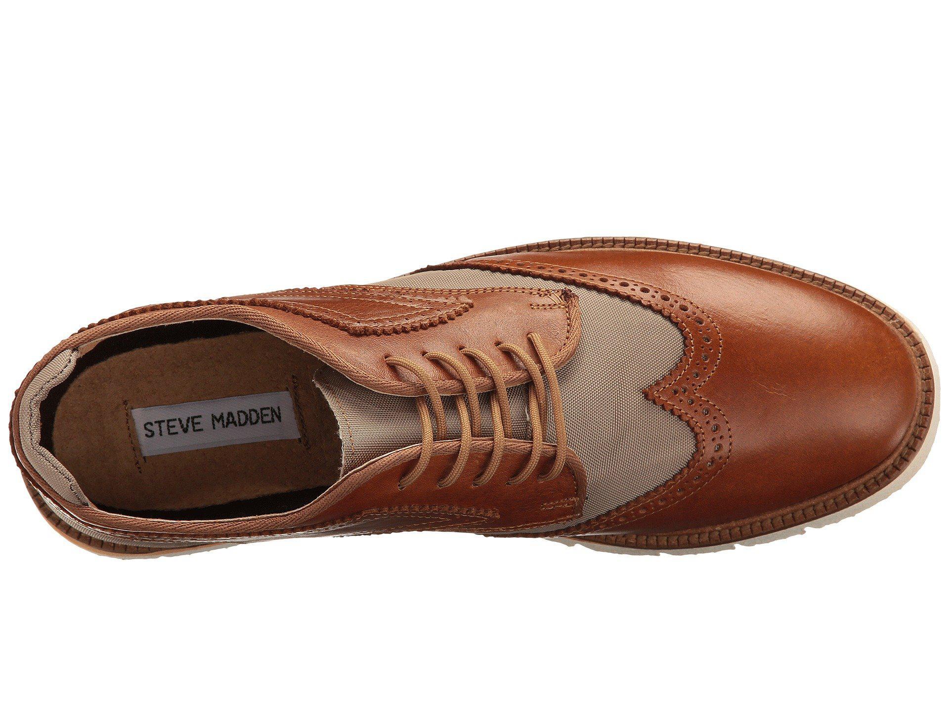 8c78360cec1 Lyst - Steve Madden Sencha in Brown for Men