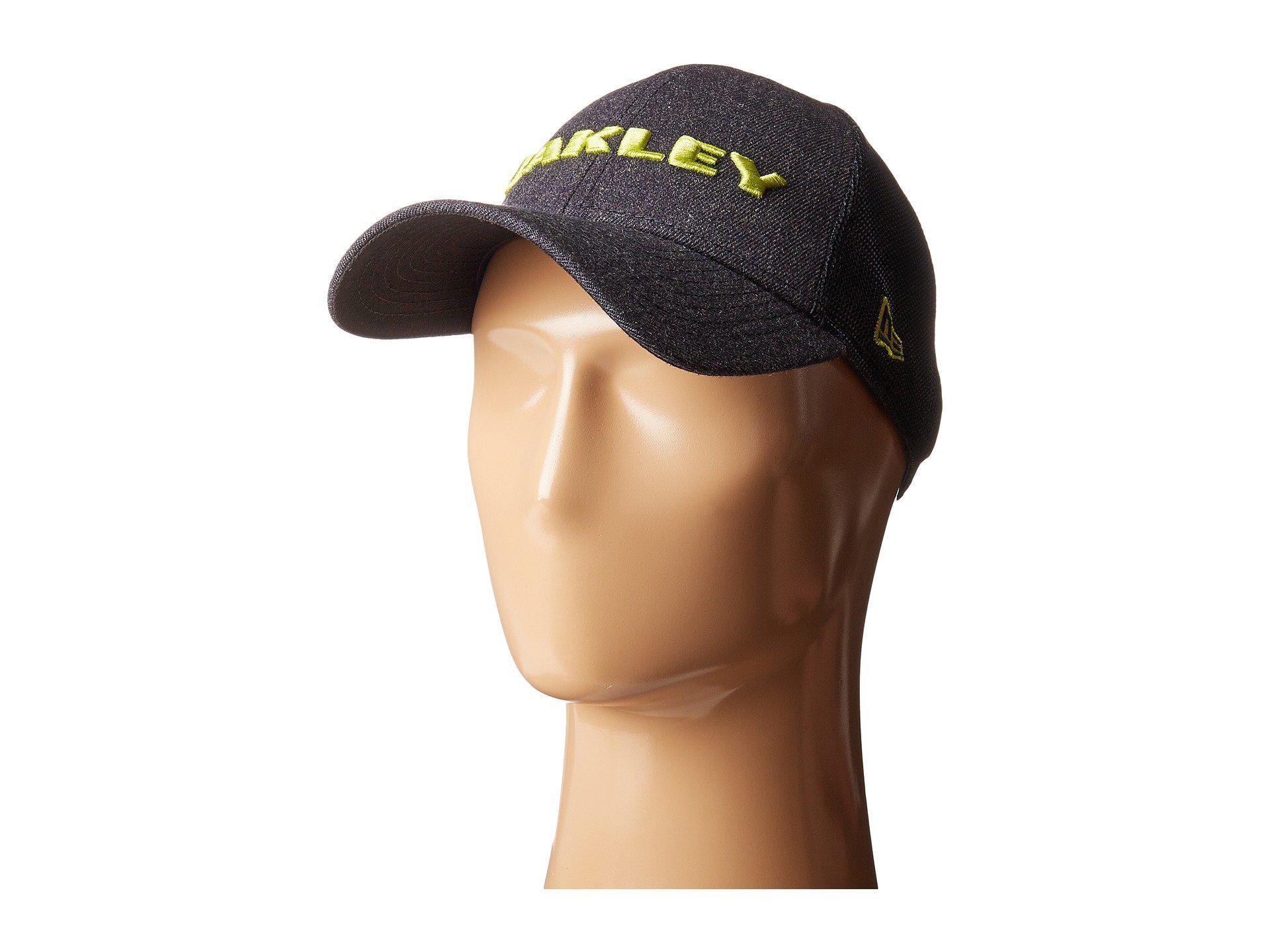 Lyst - Oakley Heather New Era Snapback Hat in Blue for Men cbe049fc5cfc