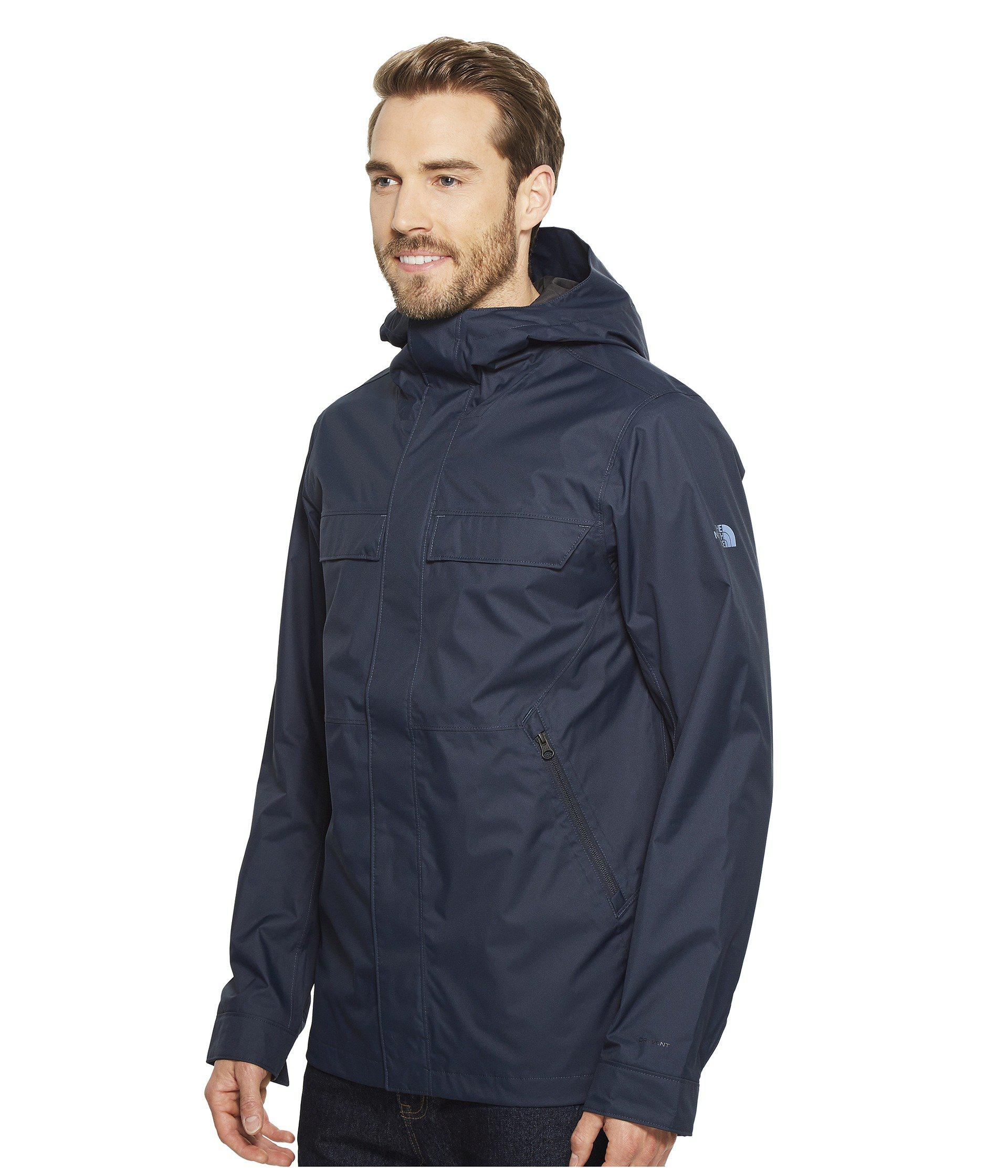 6eb693a17d Lyst - The North Face Jenison Ii Jacket in Blue for Men - Save 22%