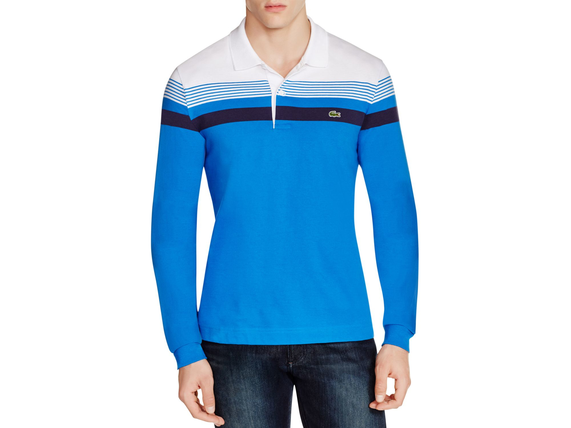 65803e6522 Lacoste Long Sleeve Polo Shirts Sale - raveitsafe