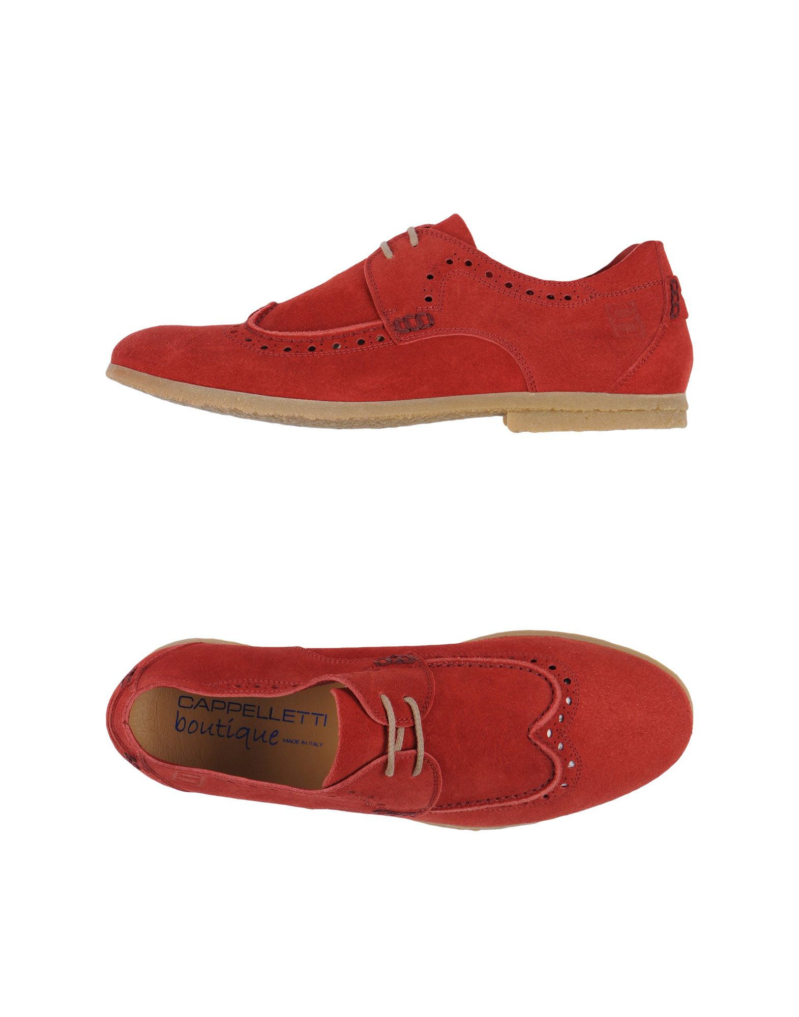 Cappelletti Chaussures À Lacets ScIUAcC