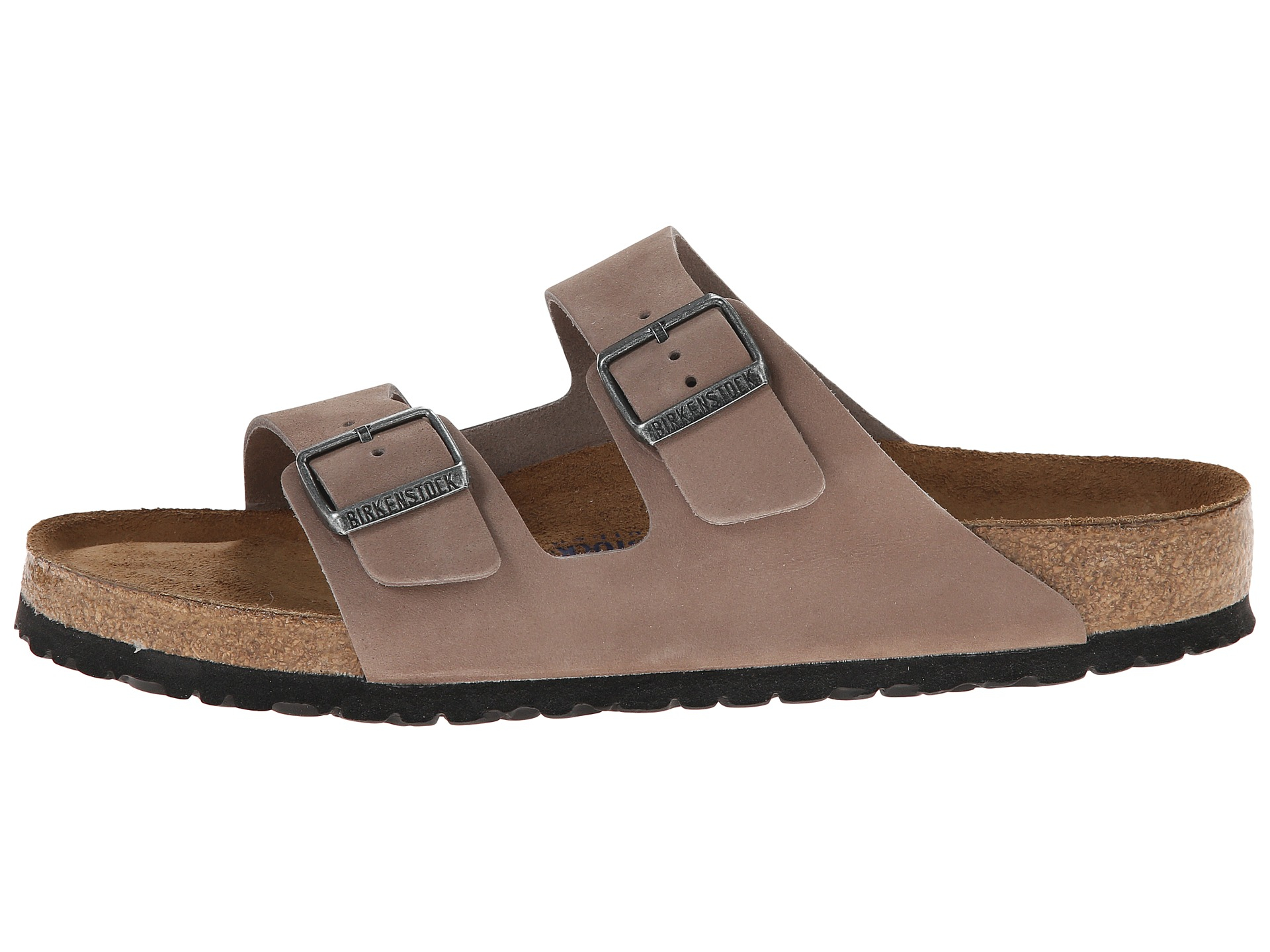 Lyst - Birkenstock Arizona Soft Footbed - Leather (unisex) in Natural dedfdb537c