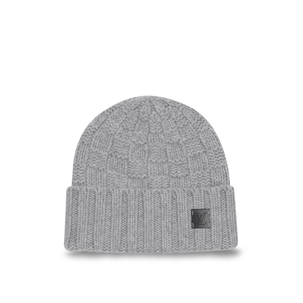 louis vuitton gray helsinki hat for men lyst
