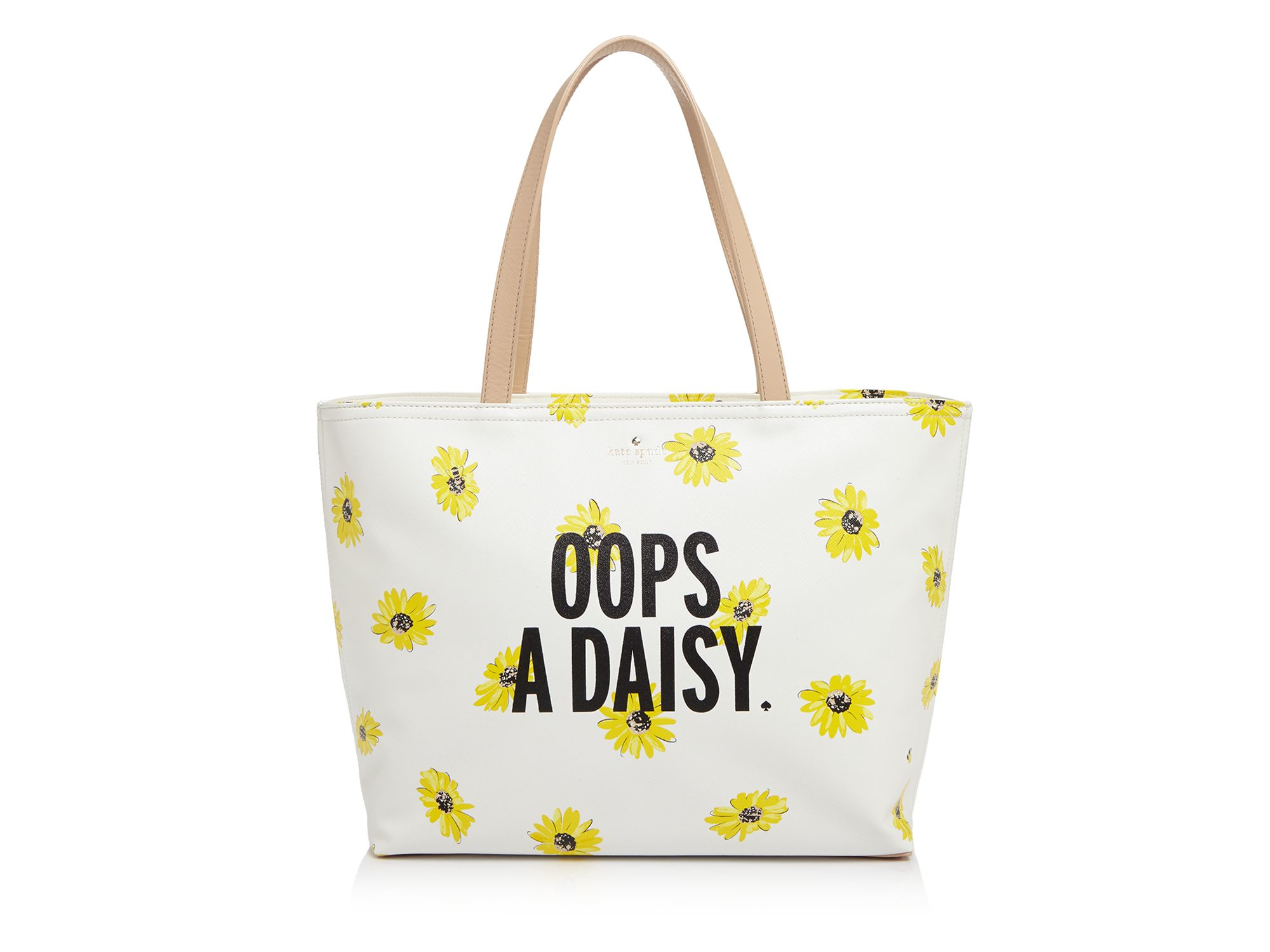Kate spade new york Oops A Daisy Francis Tote | Lyst
