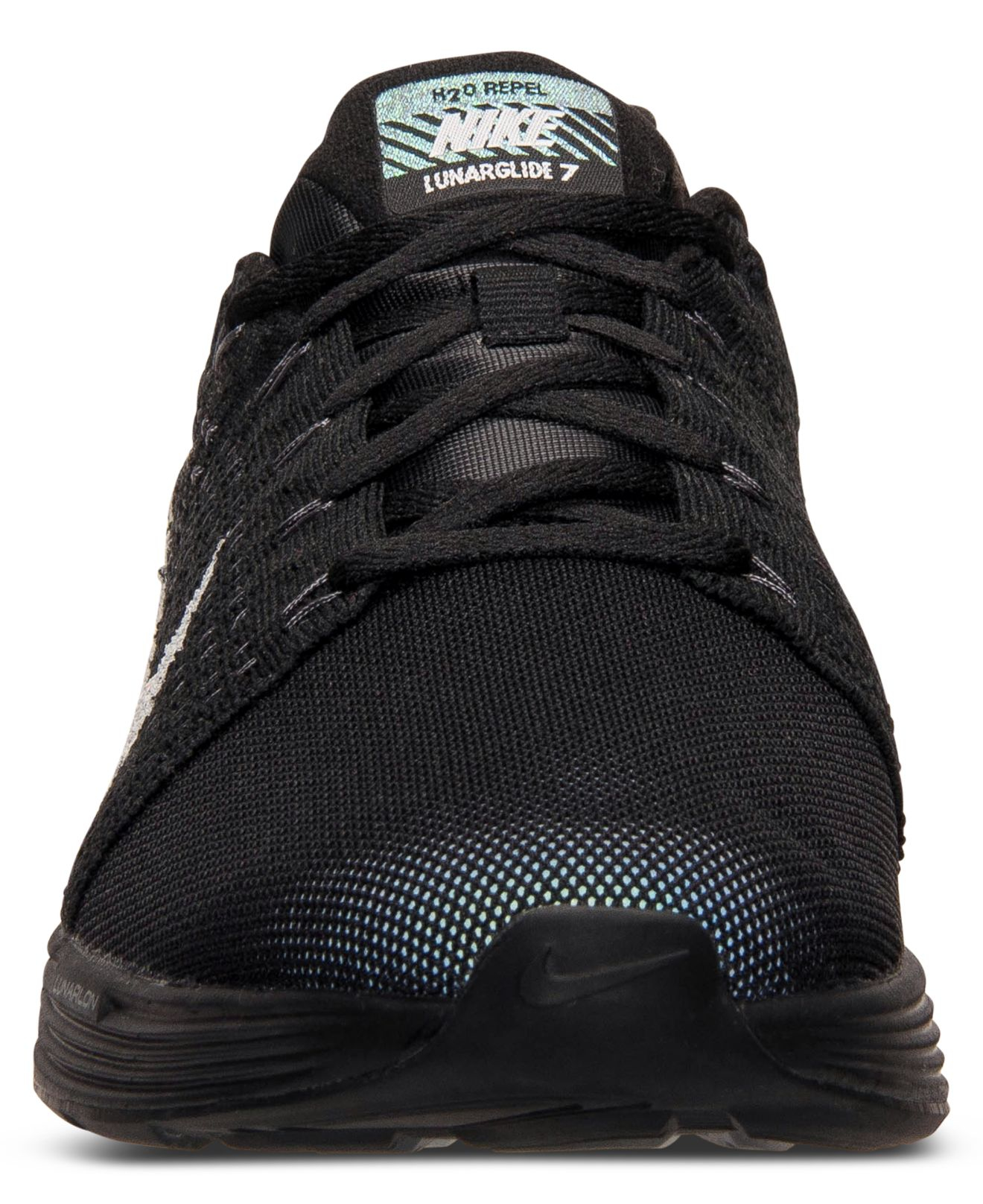 Lyst - Nike Men s Lunarglide 7 Flash Running Sneakers From Finish ... 6dd1efca6337