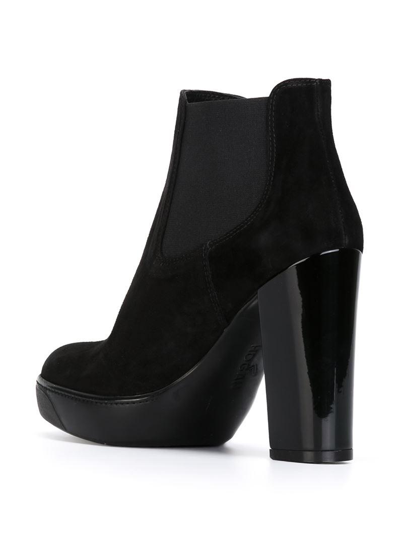 Hogan Suede Ankle Boots clearance explore Manchester cheap online 4jtUX