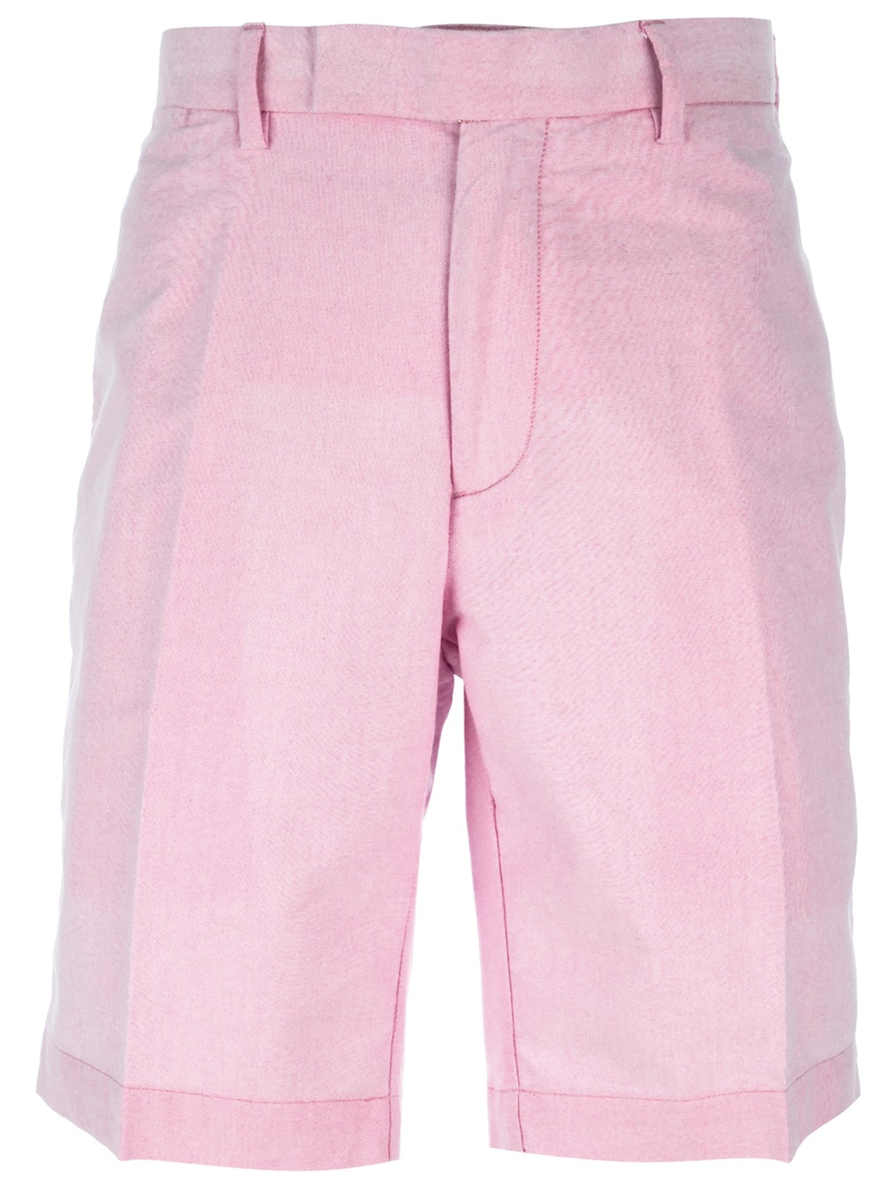 Polo Ralph Lauren Cotton Bermuda Shorts in Pink for Men - Lyst 98f6187d7f