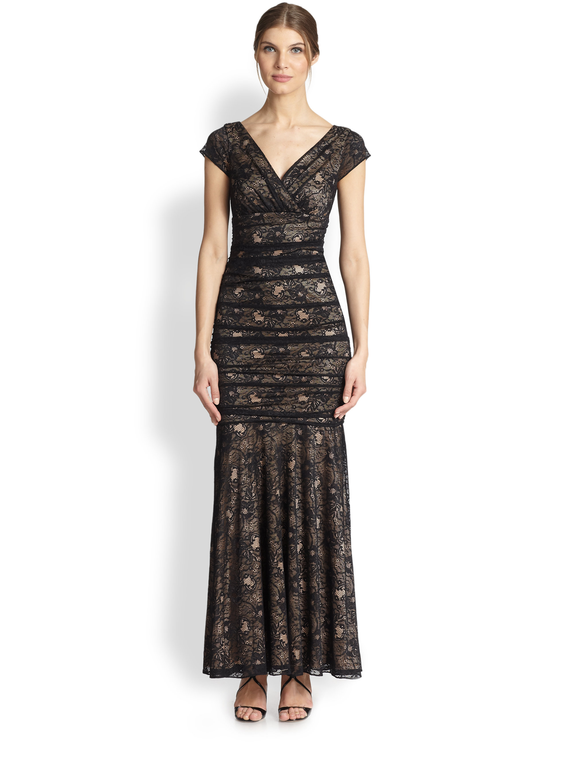 Saks Fifth Avenue Petite Evening Dresses - Plus Size Prom Dresses