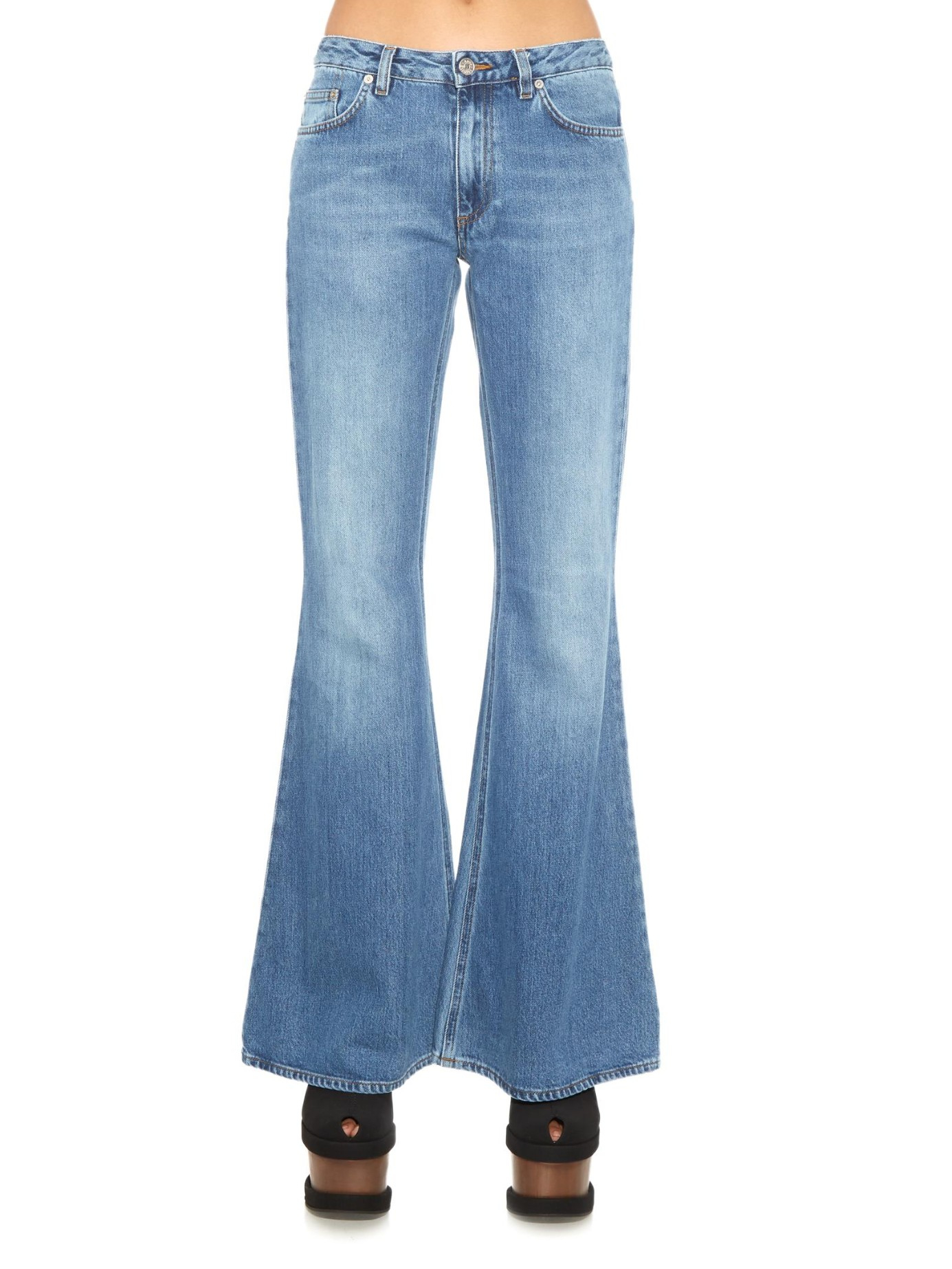 acne mello jeans