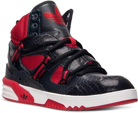 Adidas Strut Hi Shoes