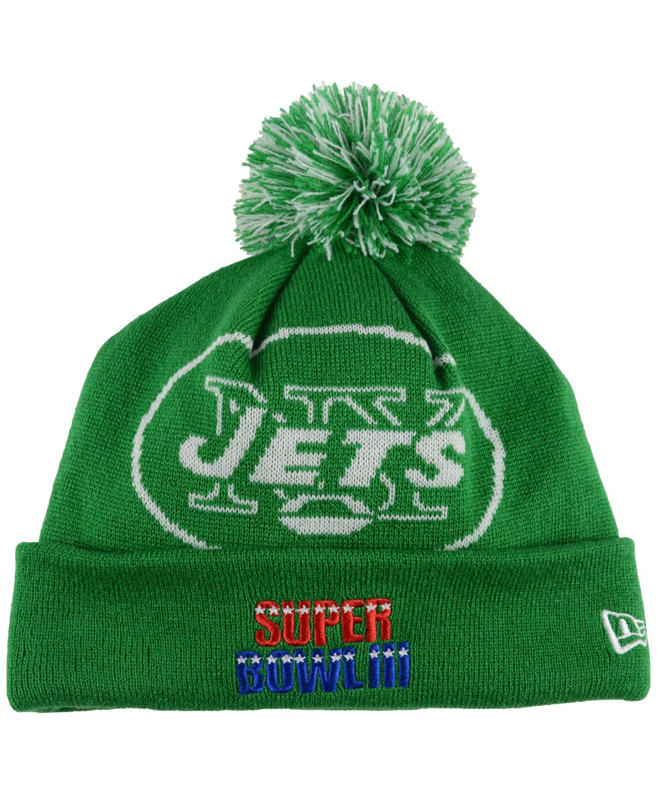 cf6609914 ... coupon code for lyst ktz new york jets multi super bowl champ big team knit  hat