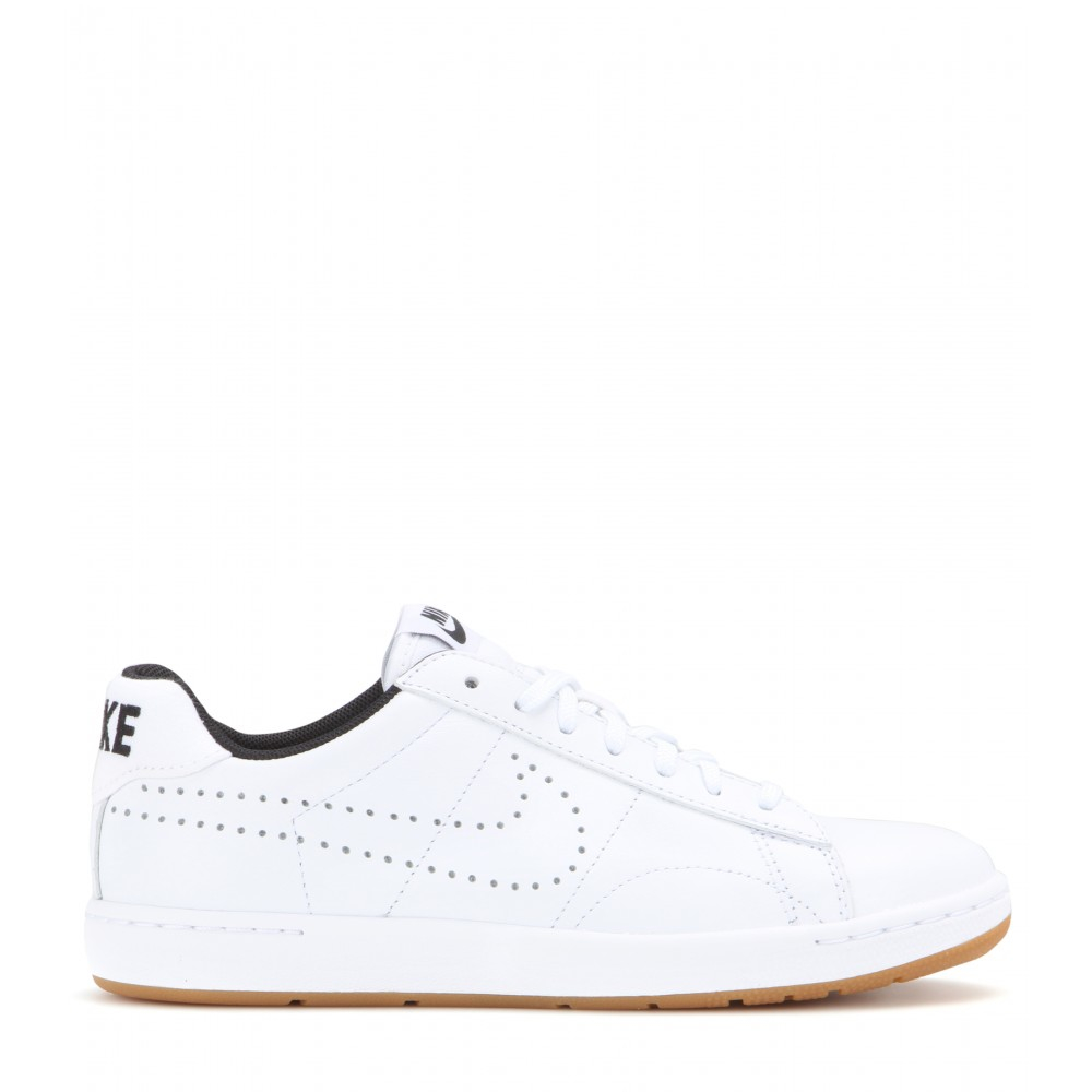 nike leather classic ultra trainers womens