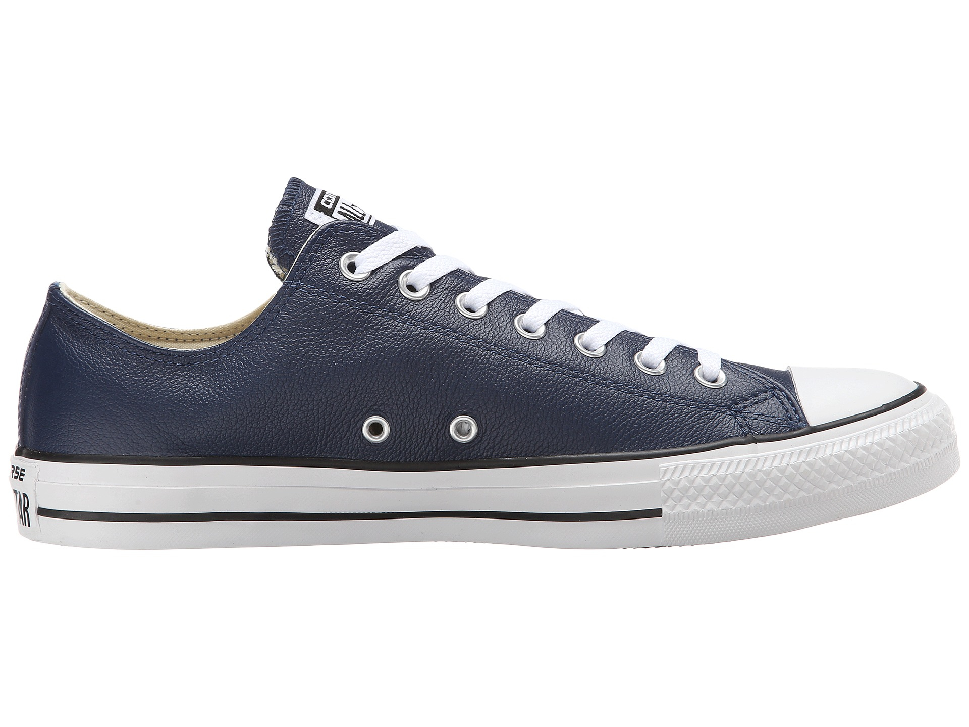All converse star blue leather photo