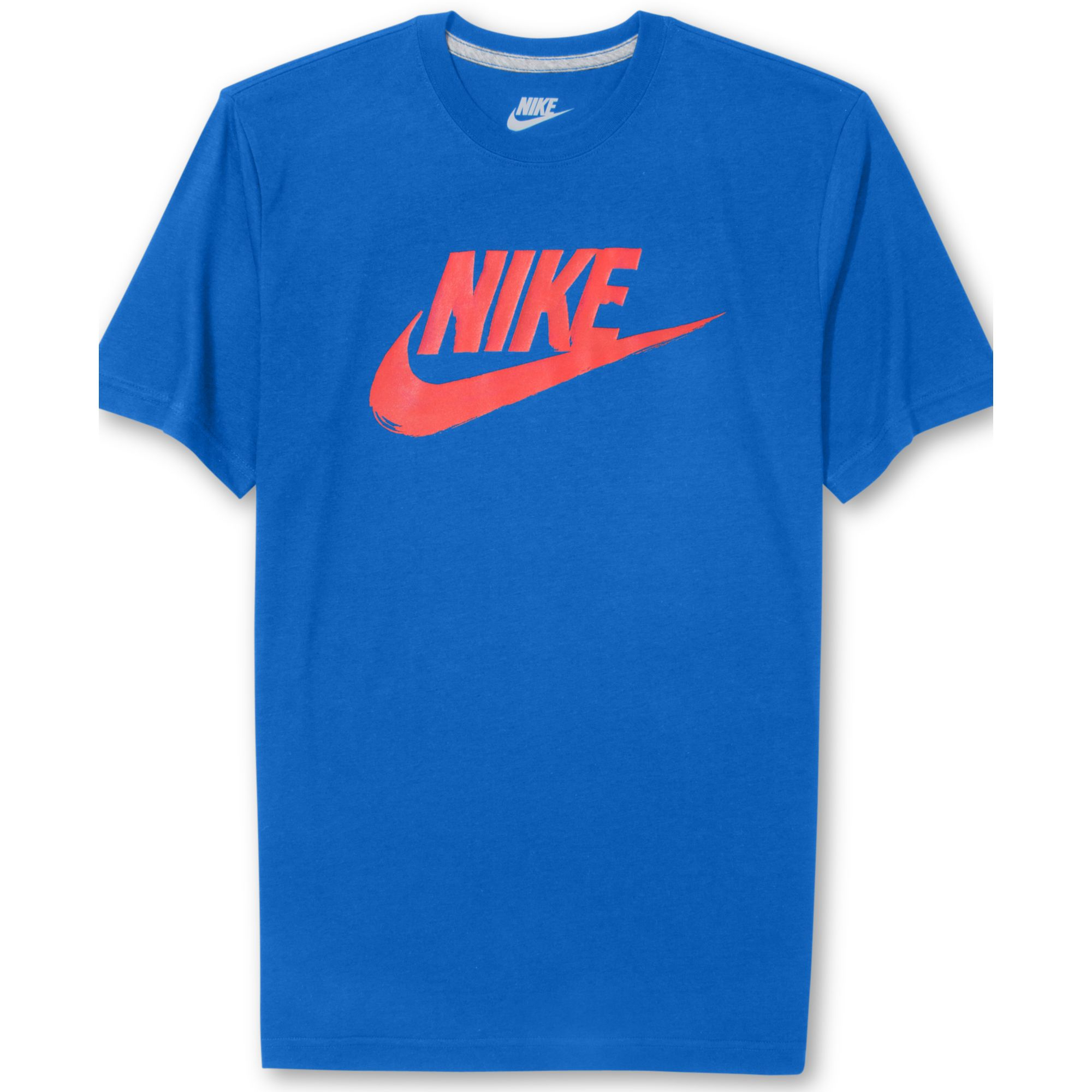01e3ecc5e947 Nike SB Dri-FIT Icon orange black fill T shirt