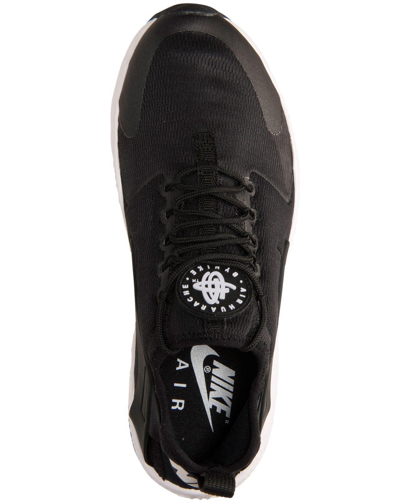 aba2aafbdd41 Lyst - Nike Women s Air Huarache Run Ultra Running Sneakers From ...