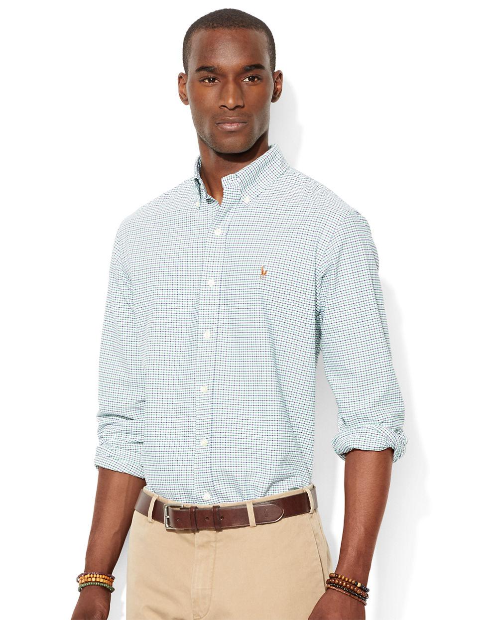 Polo Ralph Lauren Oxford Shirt Size Chart Jumpers Sale
