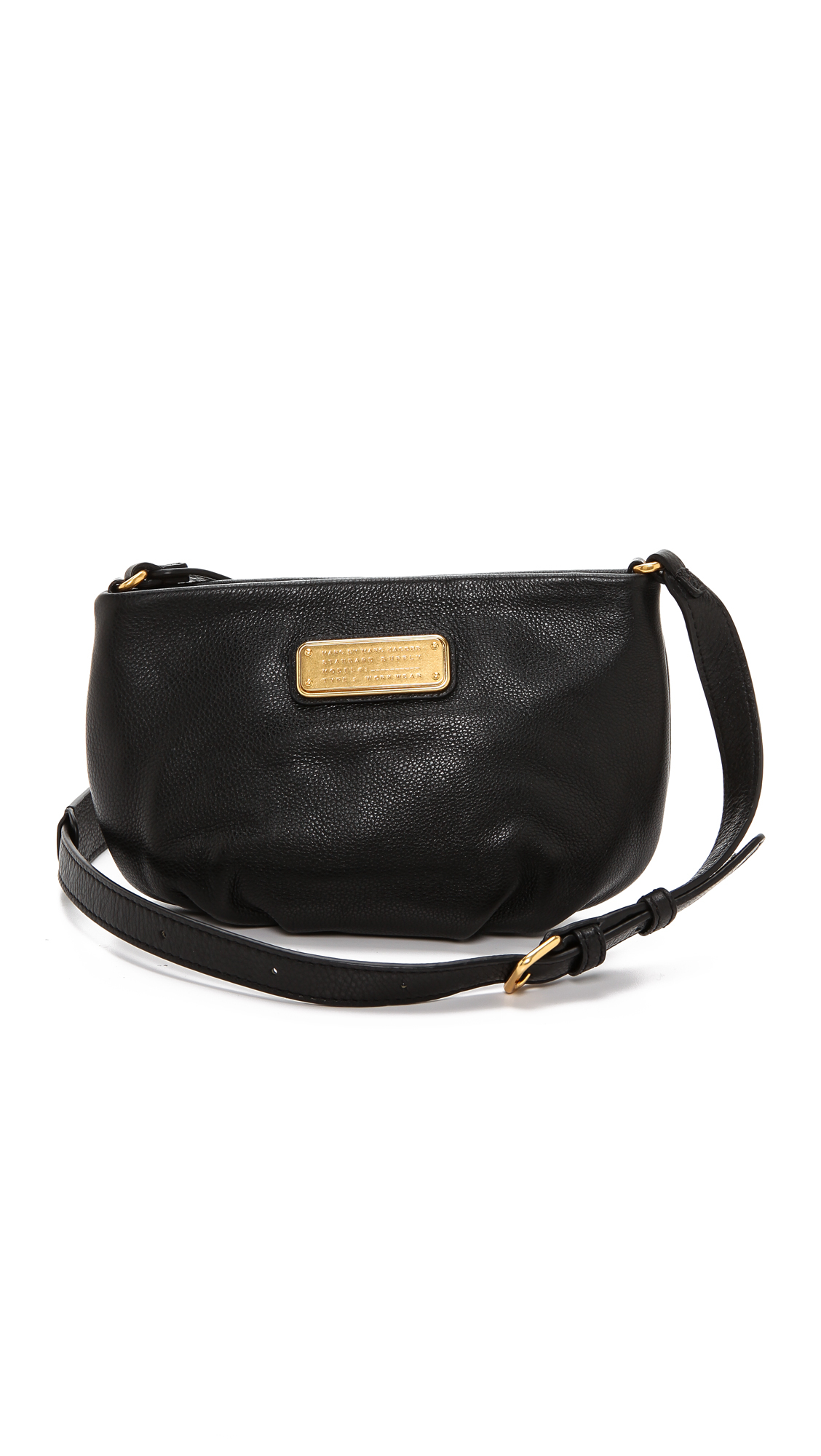 0e6b9357682d Lyst - Marc By Marc Jacobs New Q Percy Bag in Black