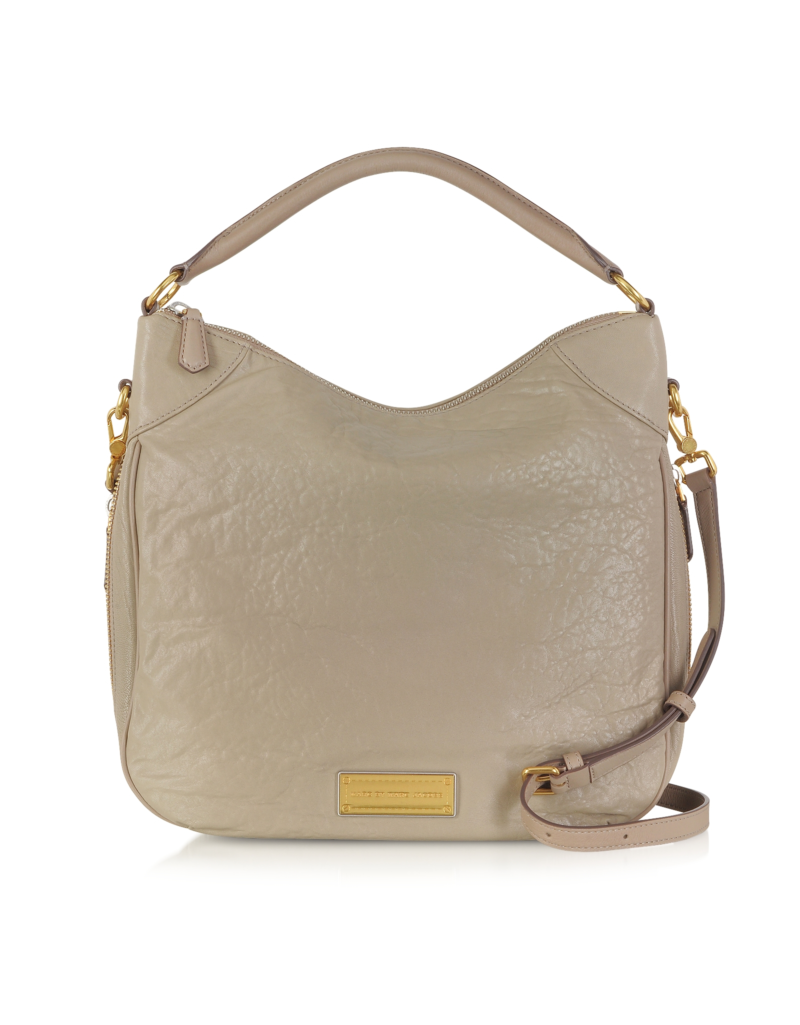 Marc Jacobs Hobo Laukku : Marc by jacobs washed up billy hobo in gray lyst