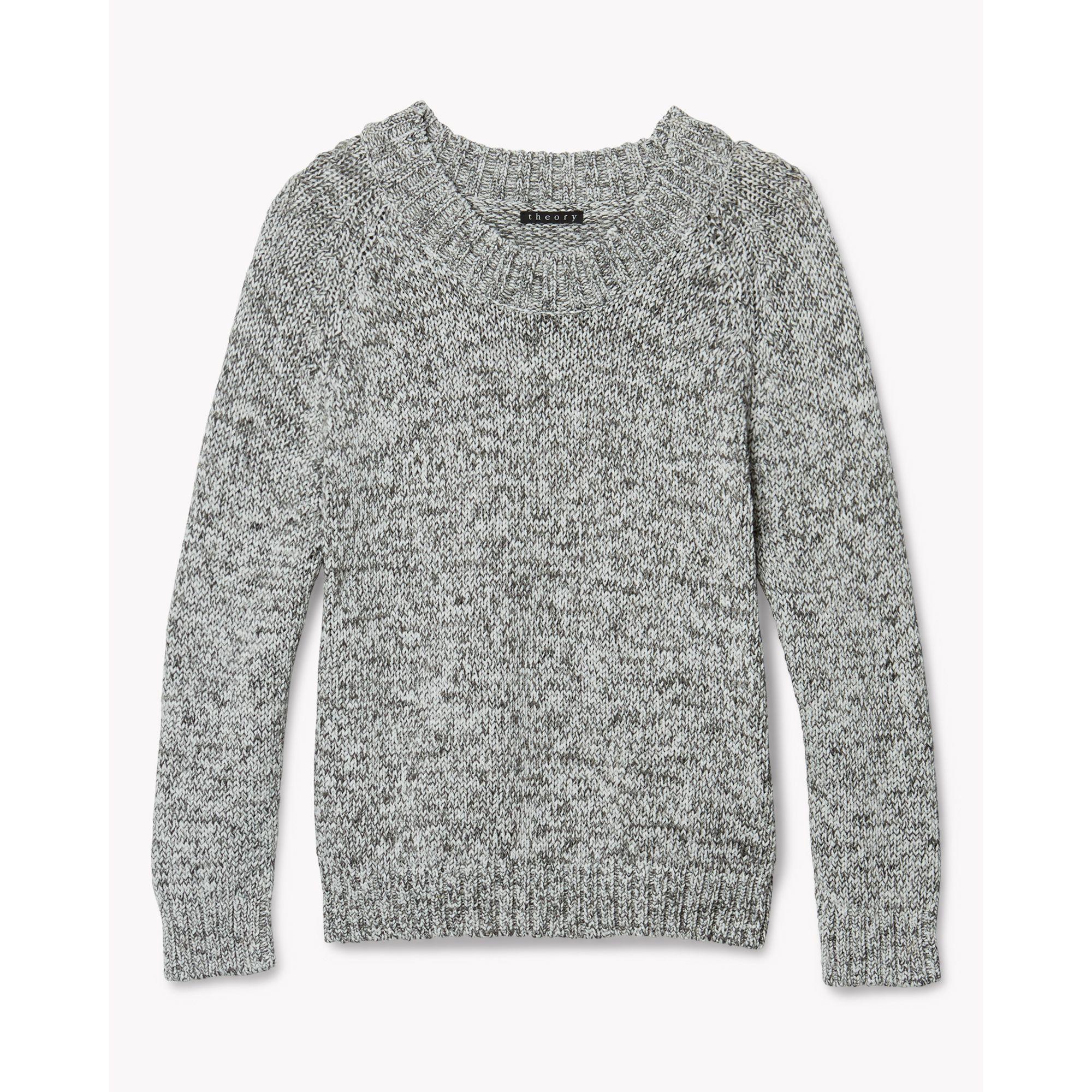 Marled Crewneck Sweater 8326UYxmE