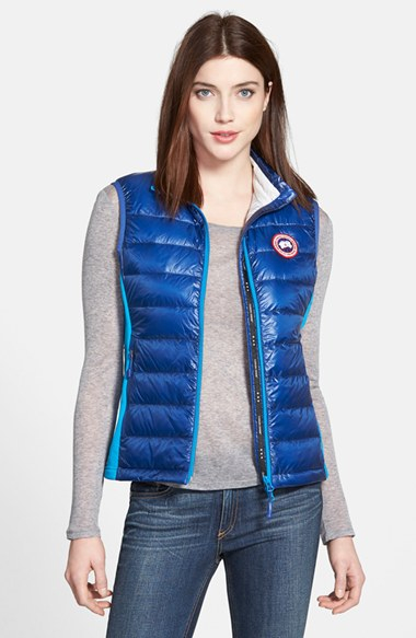 Canada Goose victoria parka online store - Canada goose 'hybridge Lite' Slim Fit Packable Down Vest, Grey in ...
