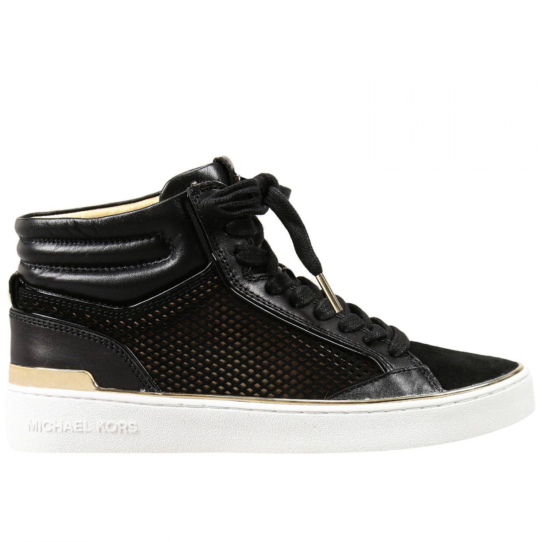 lyst michael michael kors michael kors women 39 s sneakers. Black Bedroom Furniture Sets. Home Design Ideas