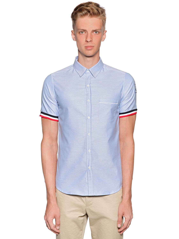 moncler dress shirt