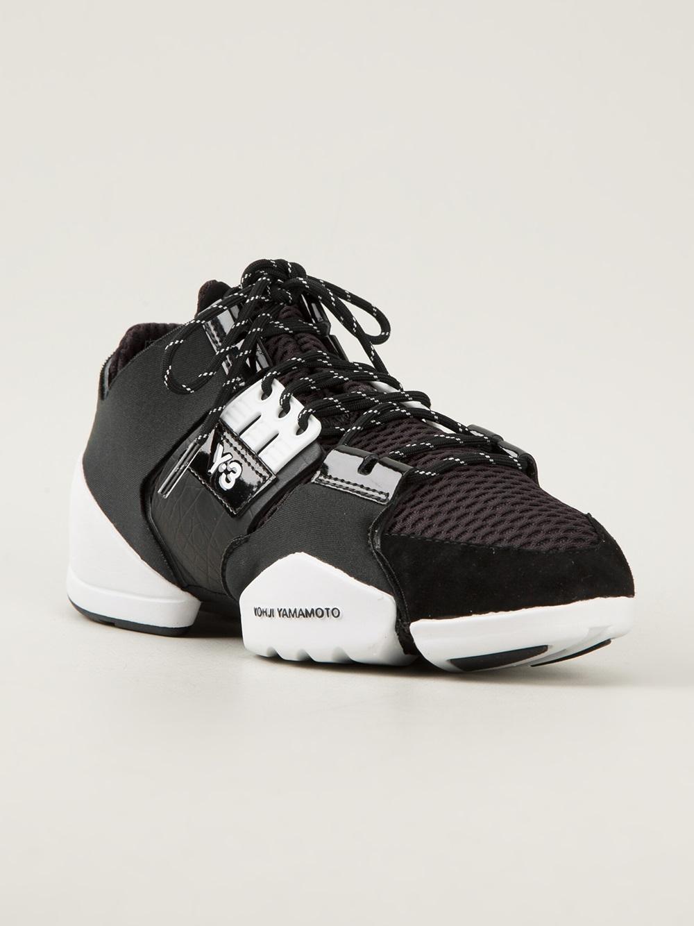 Y-3 Chaussures De Sport Kanja - Noir Q1p6tp