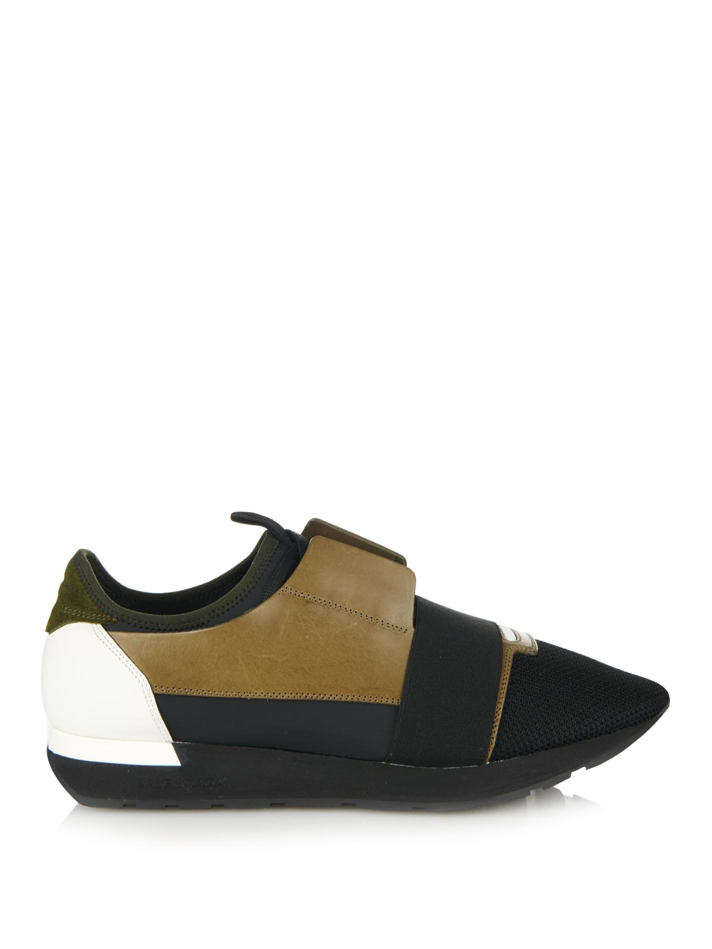 Mens Balenciaga Shoes Low Top
