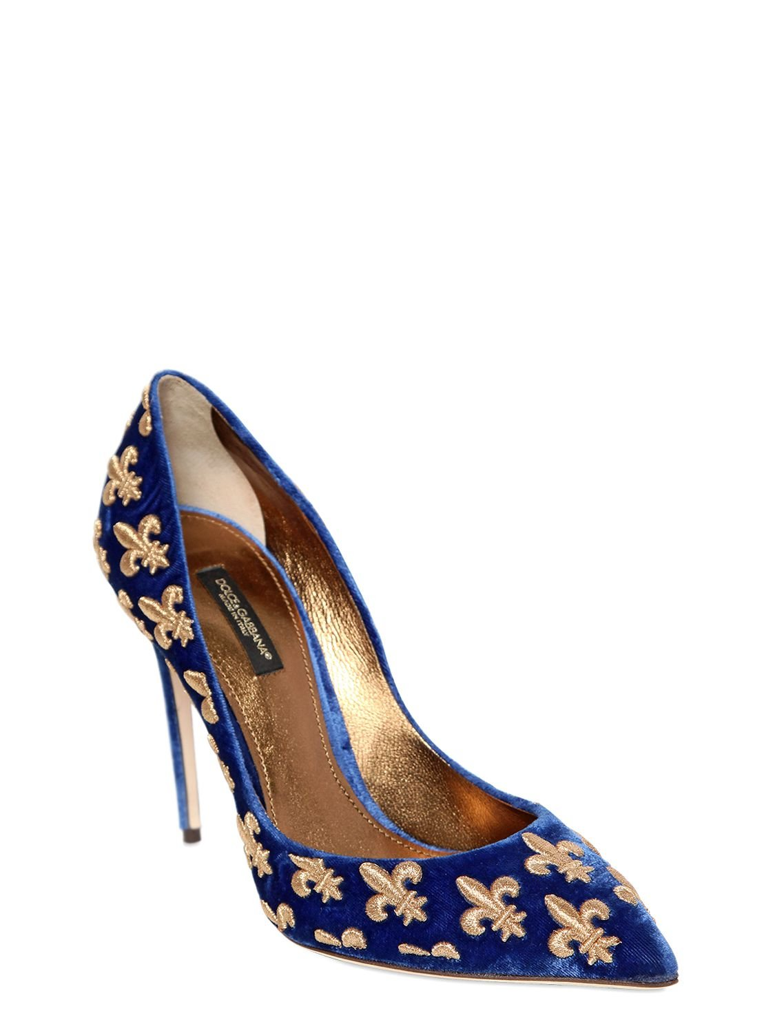 with paypal online Dolce & Gabbana embroidered pumps visit deals sale online rPYYH1