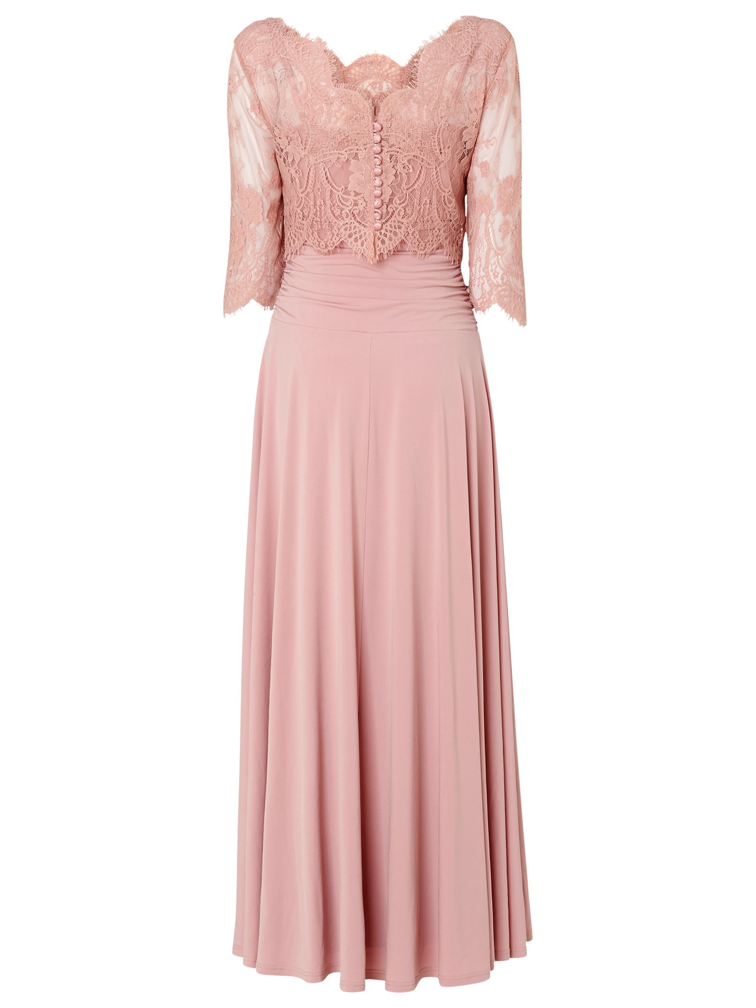 Phase Eight Romily Maxi Dress In Pink Lyst