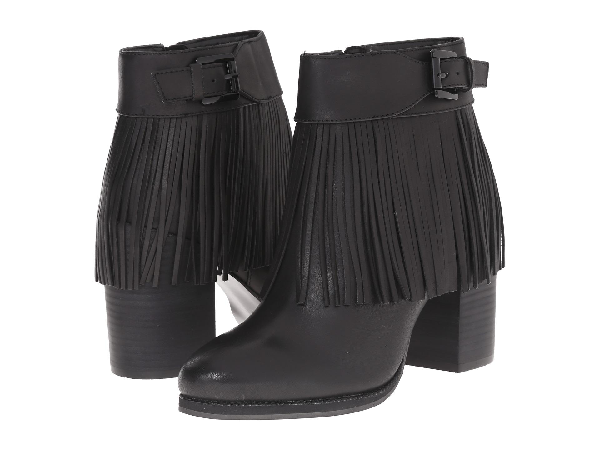 Womens Boots ALDO Tahlia Black Leather