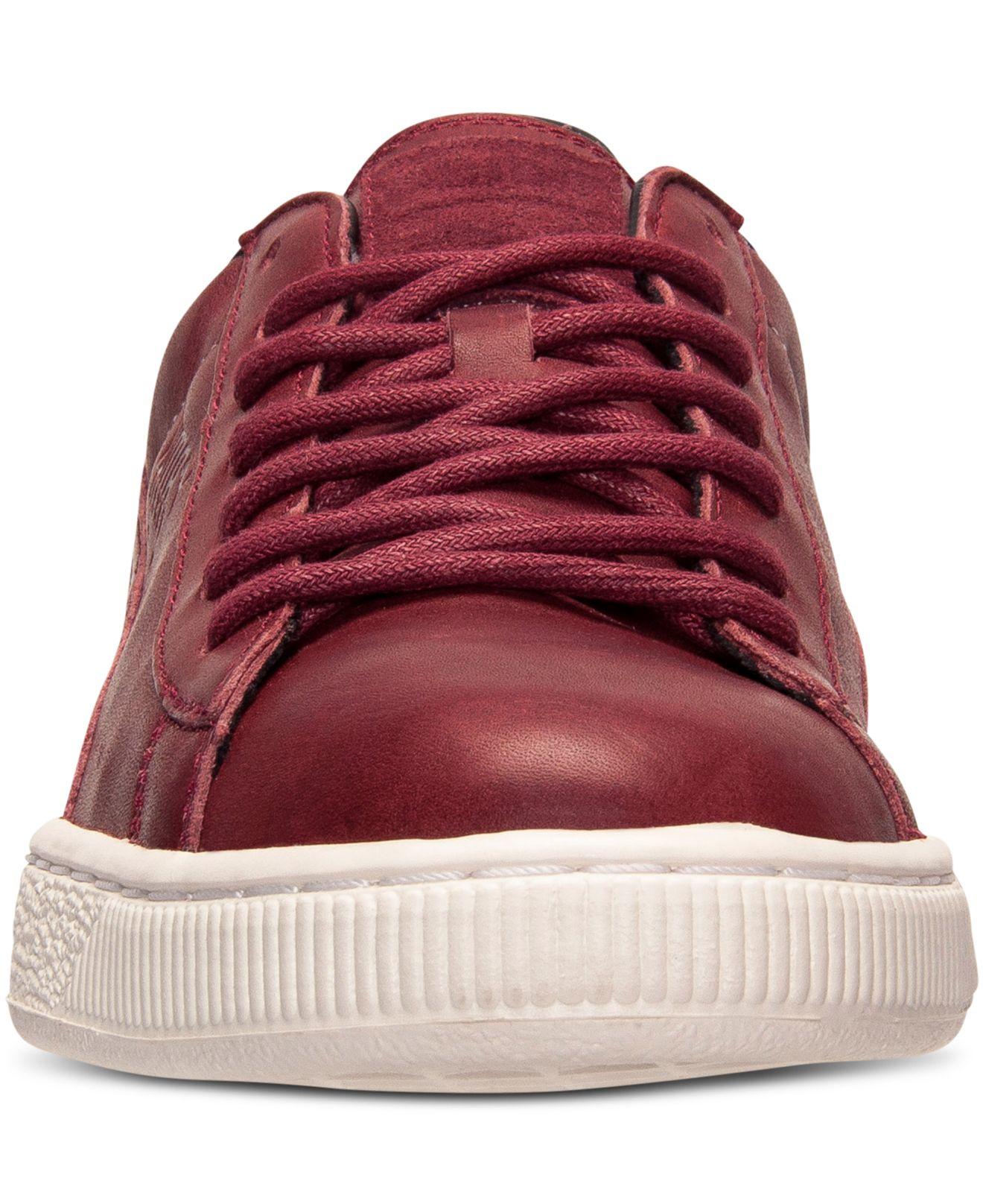 2ec6da71b4044e Lyst - PUMA Men s Basket Case Citi Series Casual Sneakers From ...