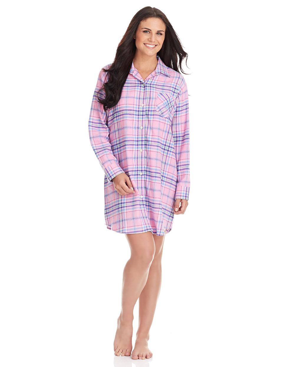 ralph lauren flannel sleep shirt - WörterSee Public Relations a631656bb
