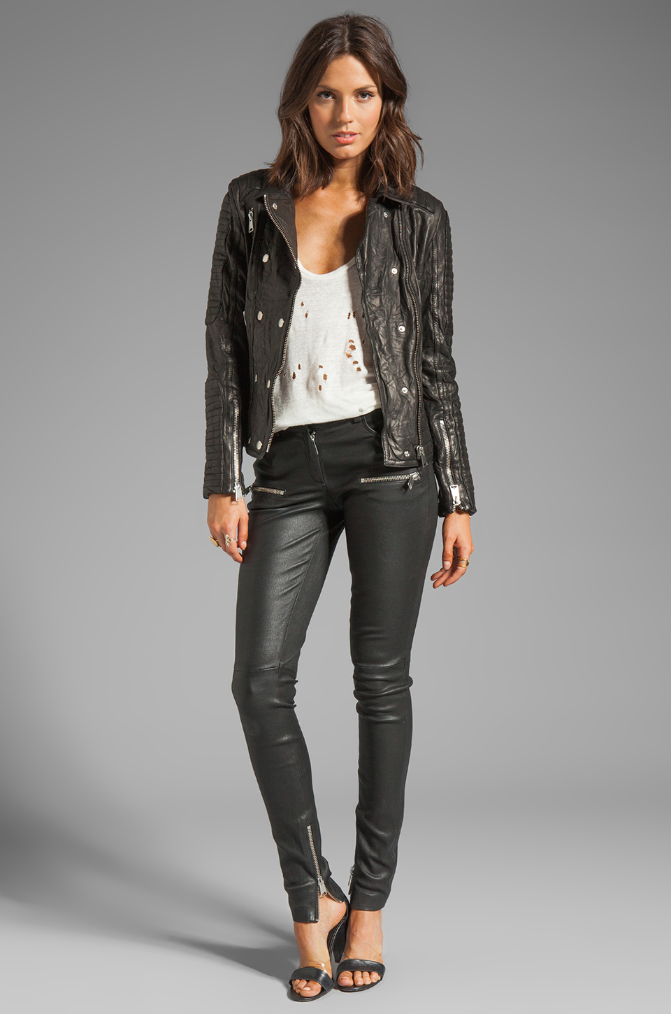 Leather jackets in fashion 43