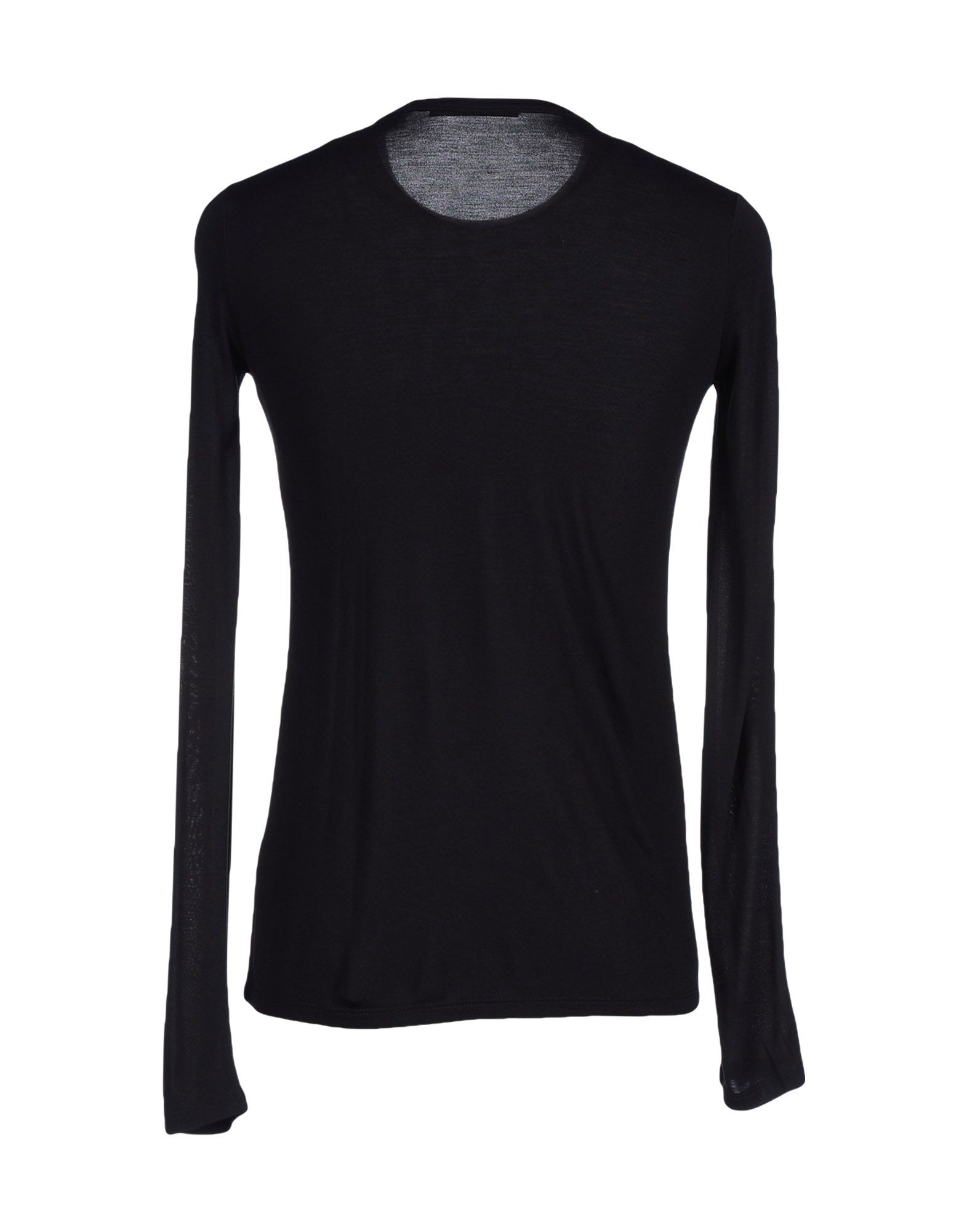 T by alexander wang t shirt in black for men lyst for T by alexander wang t shirt