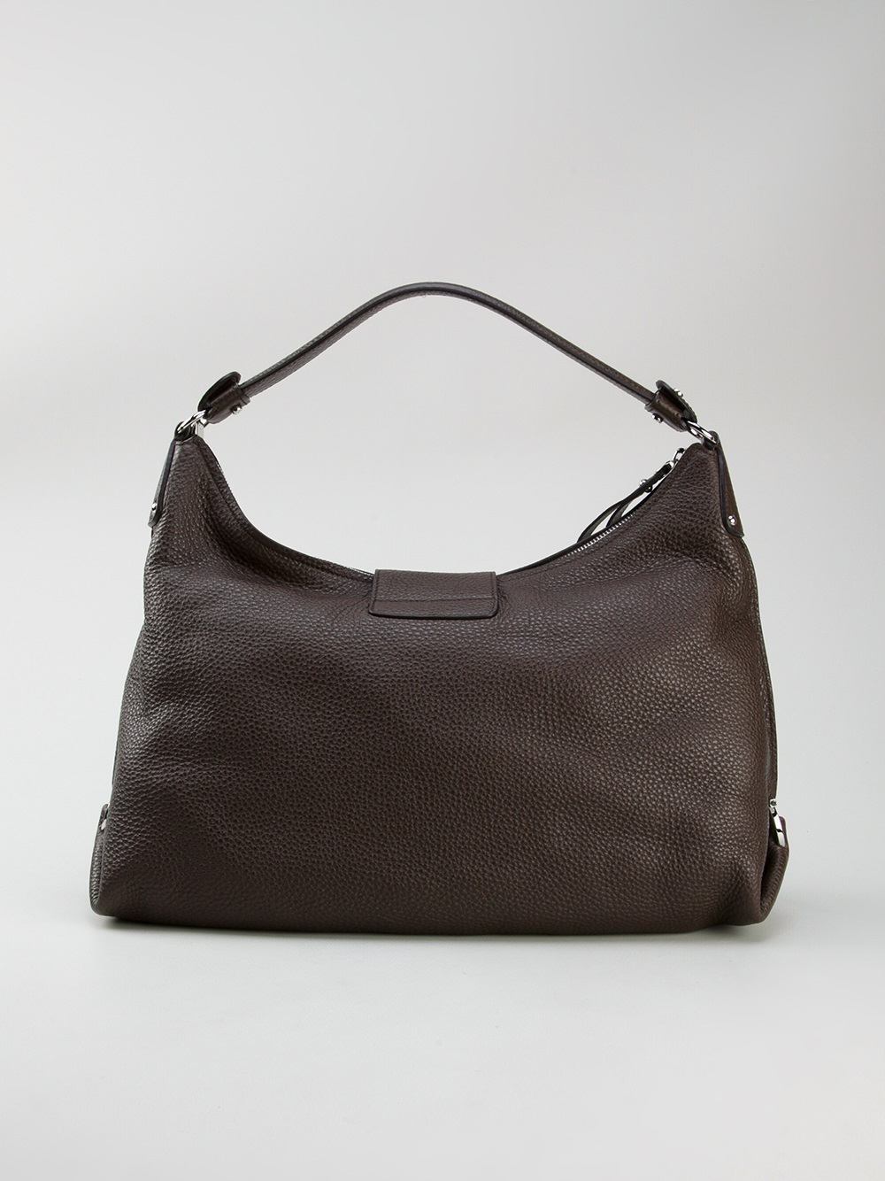 c6a9ca0477 Lyst - Ferragamo Fanisa Shoulder Bag in Brown