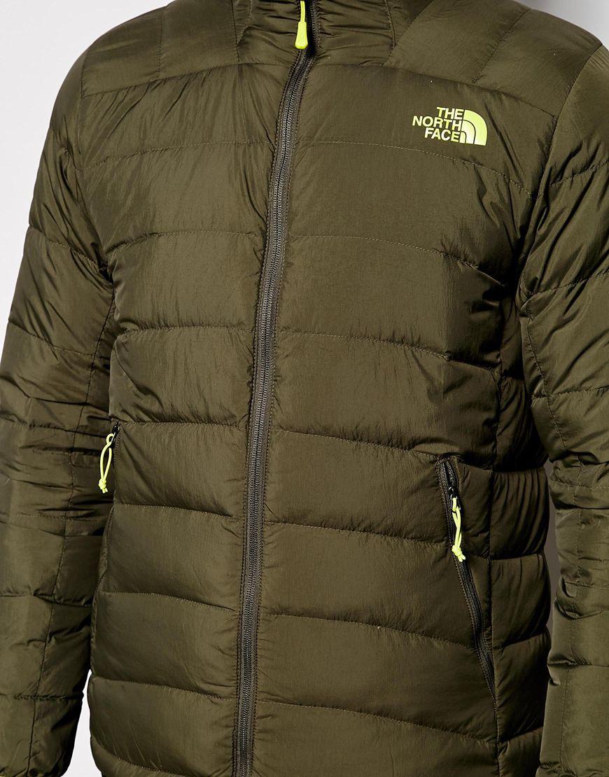 4f8ce5a9a sale north face green down jacket e3961 306ec