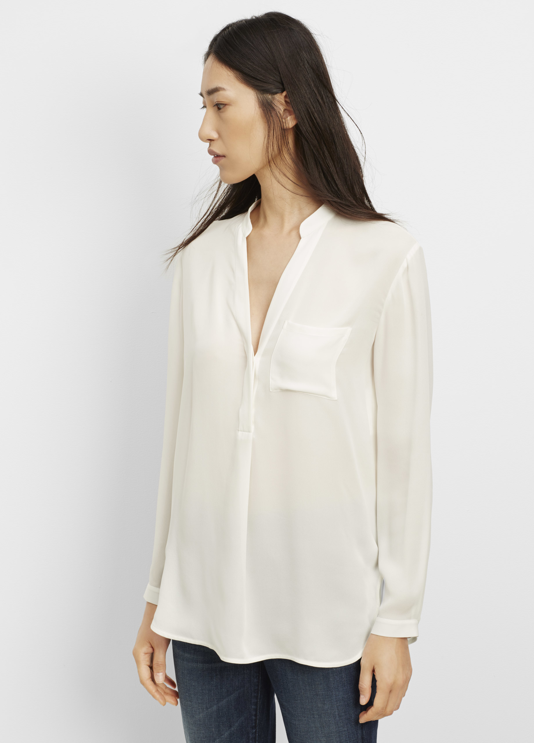 Petite Shirts And Blouses