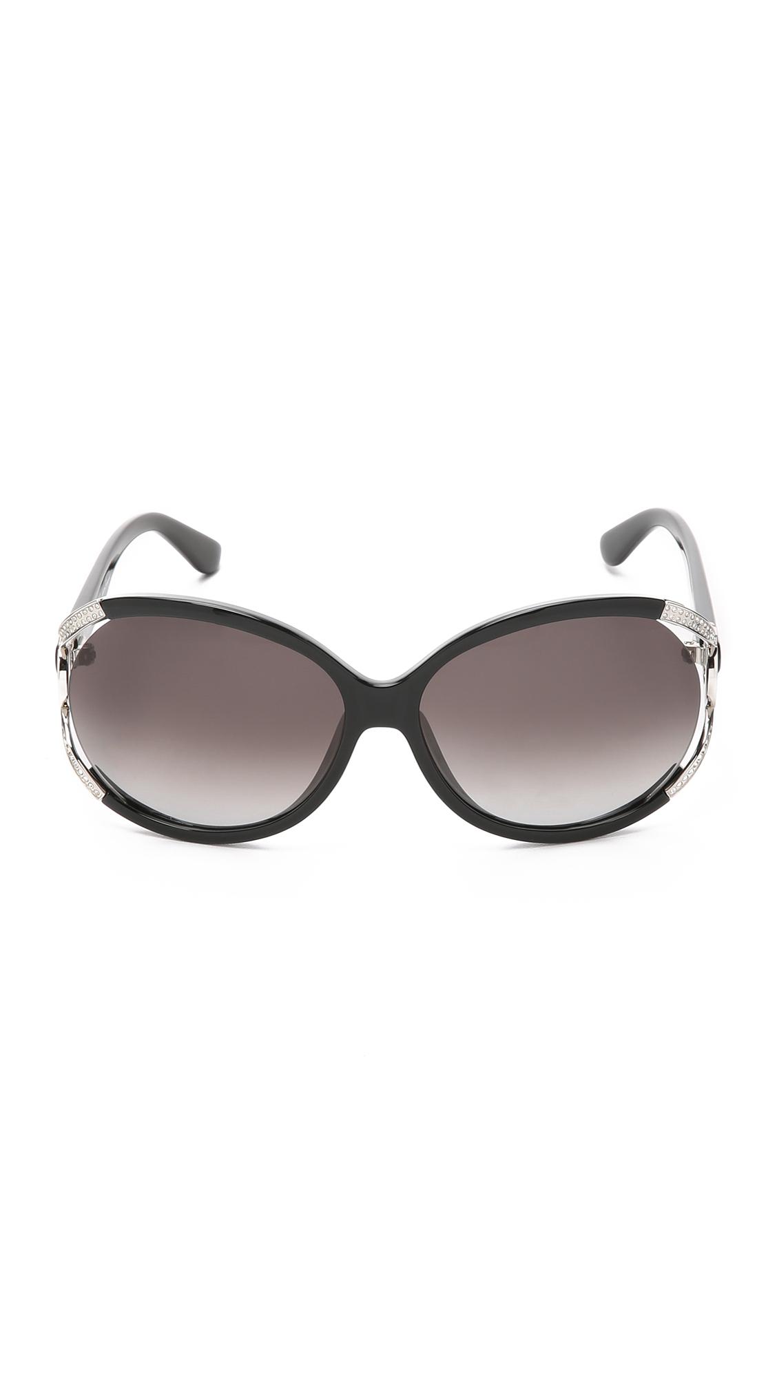 Gancino rectangle sunglasses Salvatore Ferragamo 3wgMooLJrU