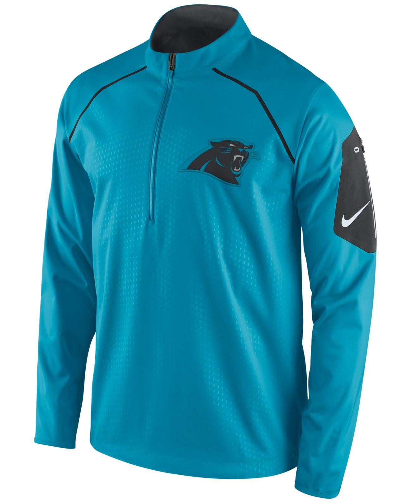 Nike Panthers #1 Cam Newton Black Team Color Men's Stitched NFL Elite Drift Fashion Jersey