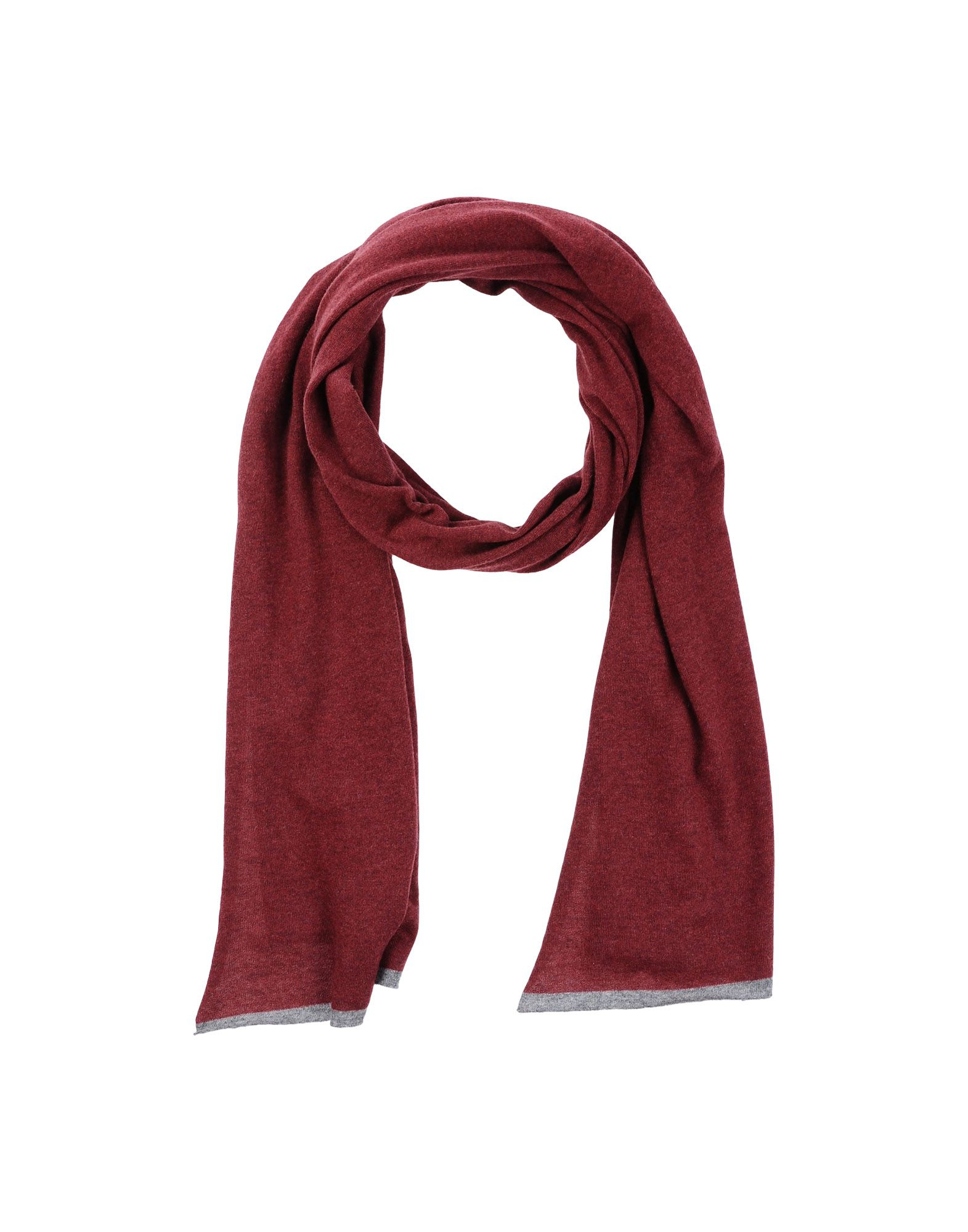 brunello cucinelli oblong scarf in lyst