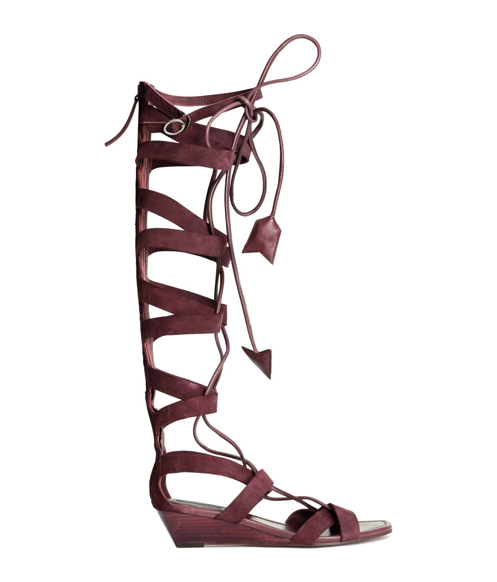 e0a44b8c18b Gallery. Previously sold at  H M · Women s Gladiator Sandals ...