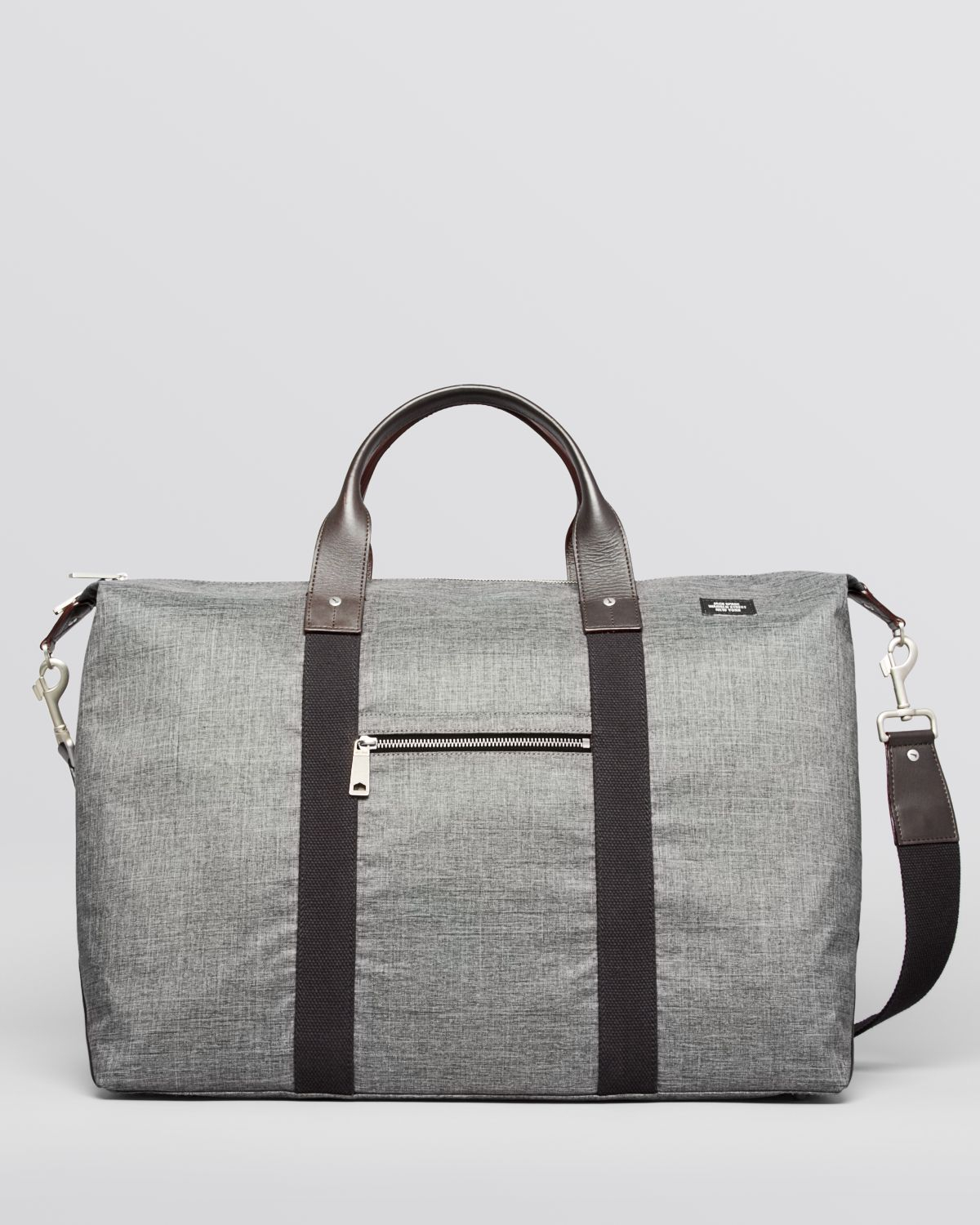 502716e0c8 Lyst - Jack Spade Tech Oxford Wing Duffel Bag in Gray for Men