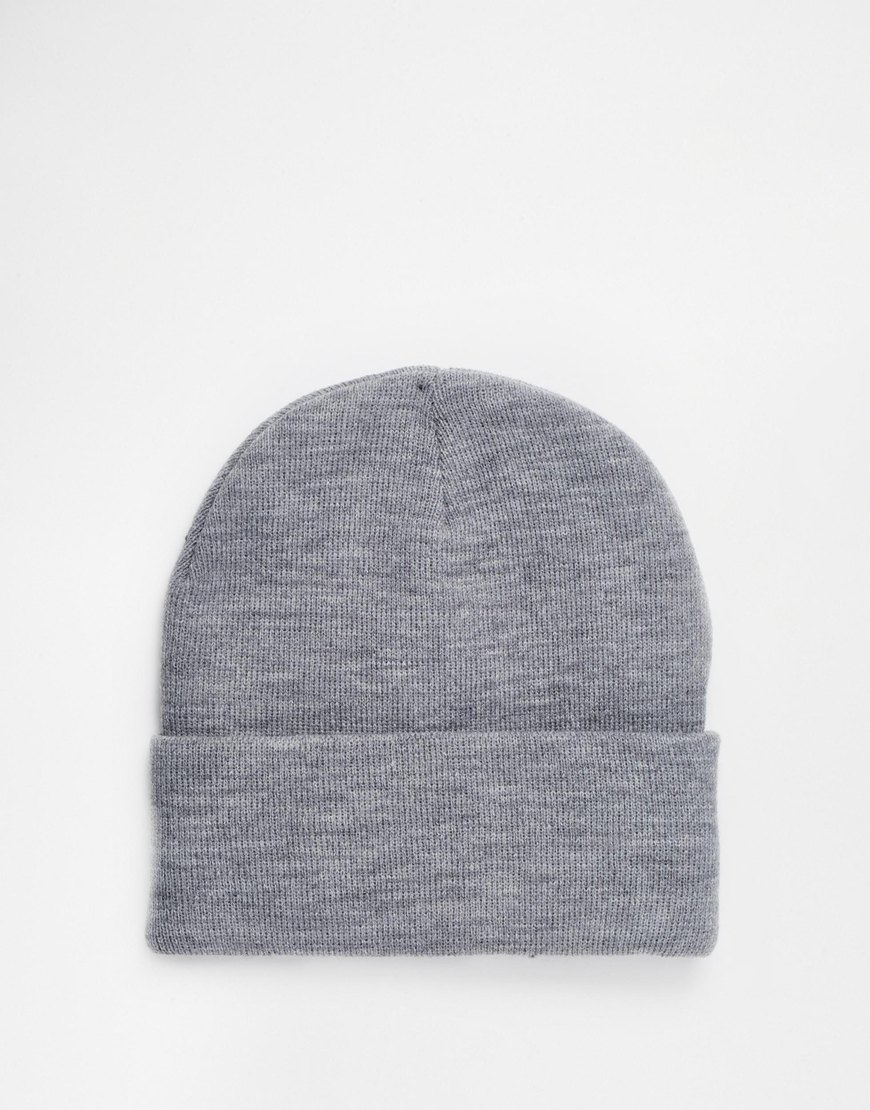 PUMA Beanie in Gray for Men - Lyst 8cbf3e990b7