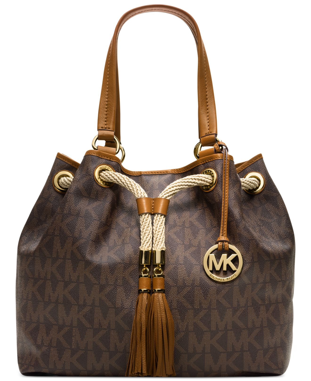 f930b1c8ee3f Gallery. Previously sold at: Macy's · Women's Michael By Michael Kors Jet  Set ...