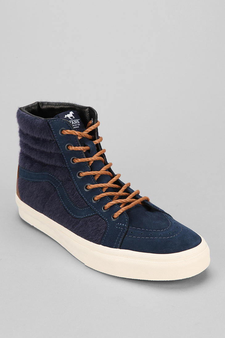 Urban Outfitters Vans Sk8hi Year Of The Horse Mens Sneaker in Blue for Men (NAVY) | Lyst