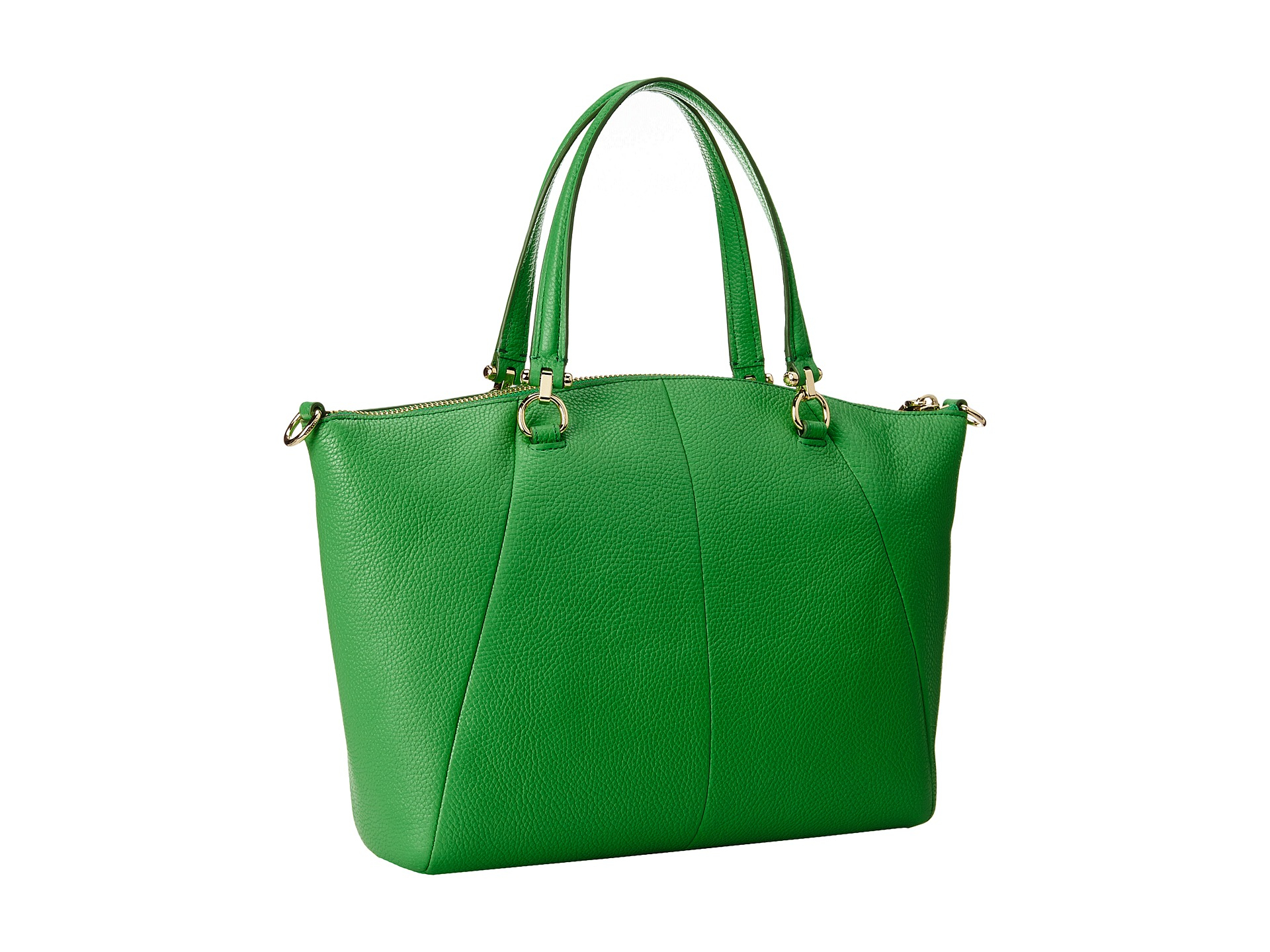 Coach Handbag Bag Scout Hobo Leather In Green Lyst