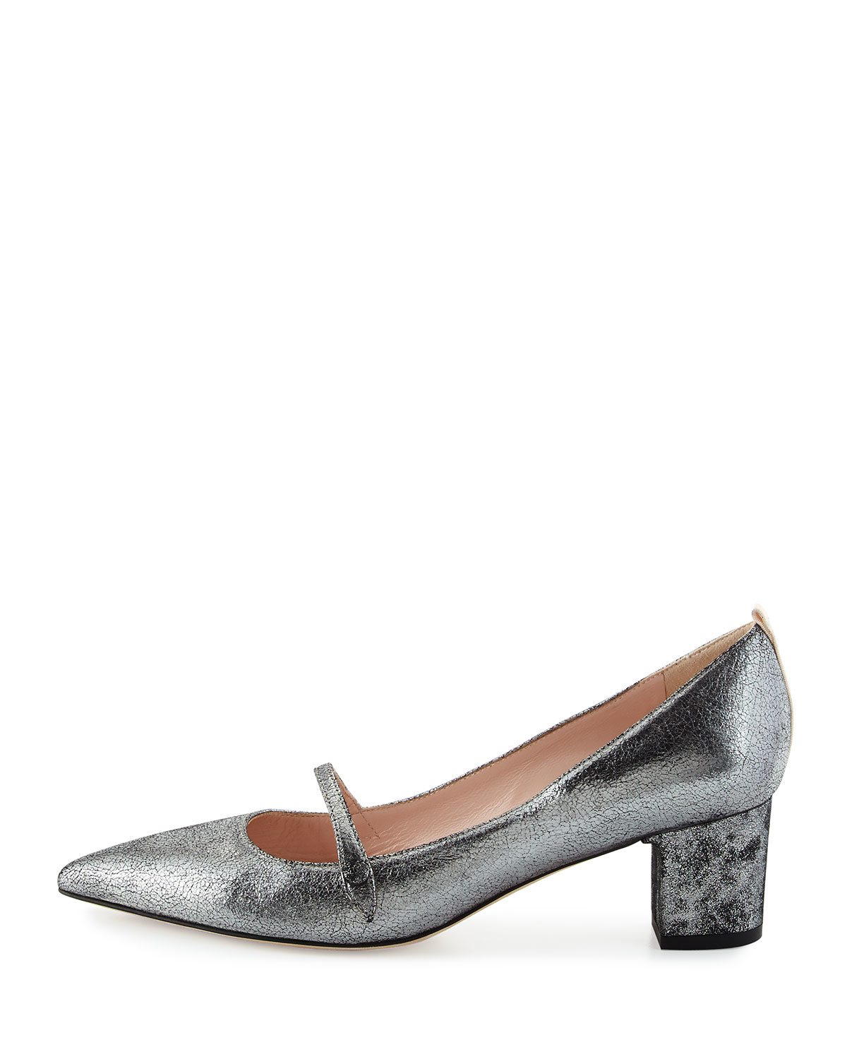 Sjp by sarah jessica parker Dame Metallic Mary Jane Pump ...