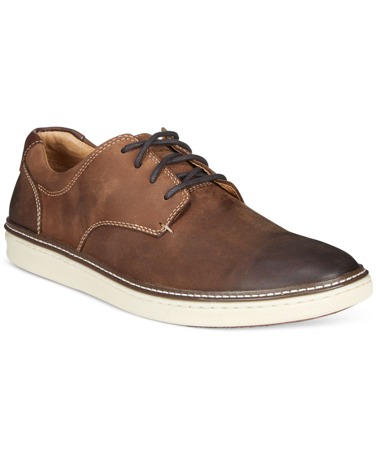 Mcguffey Plain Toe Lace Up Shoes