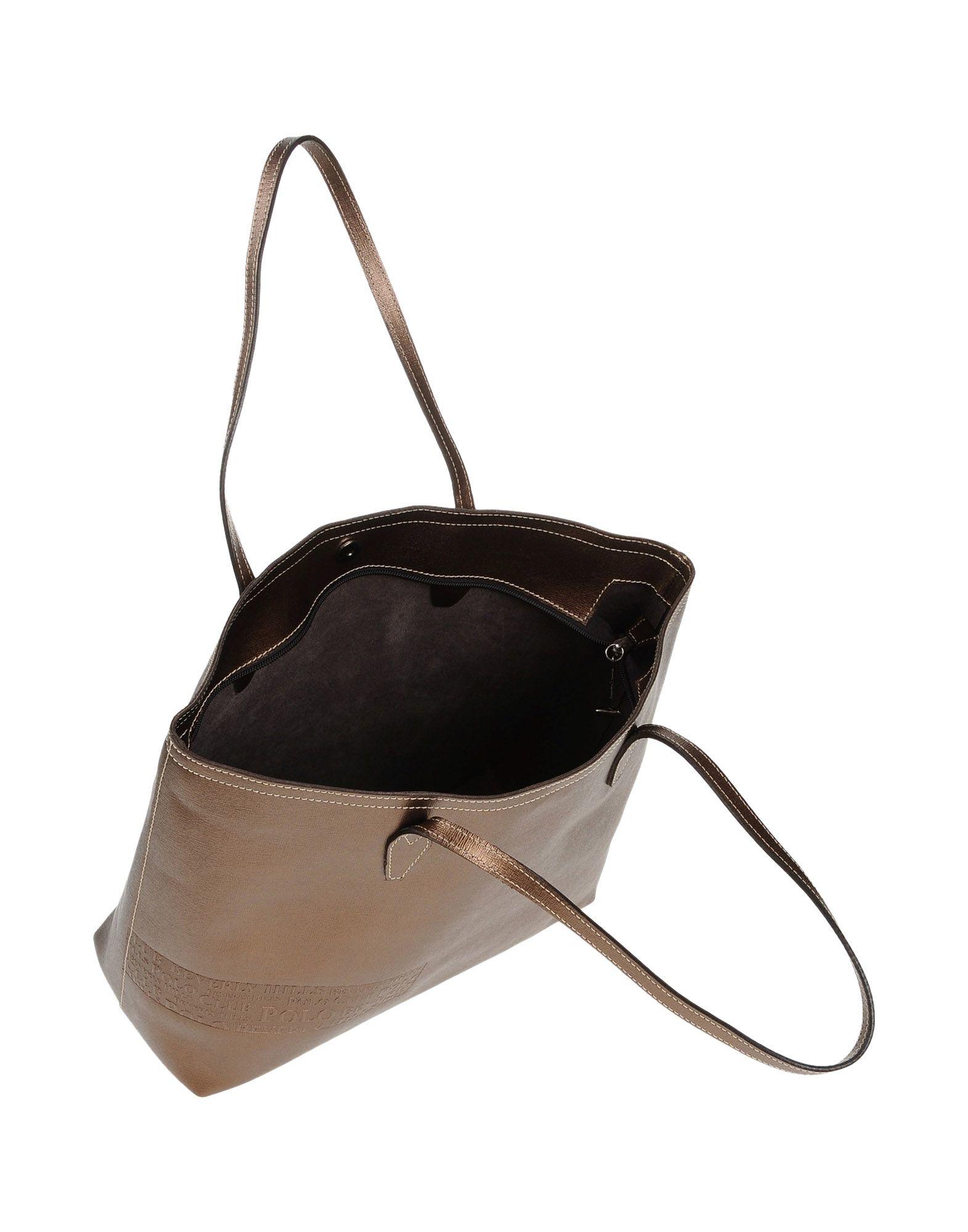 73830a4c1218 Lyst - Beverly Hills Polo Club Handbag in Metallic